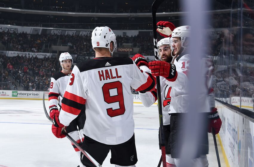 New Jersey Devils Top Line Is One of the Best in the NHL
