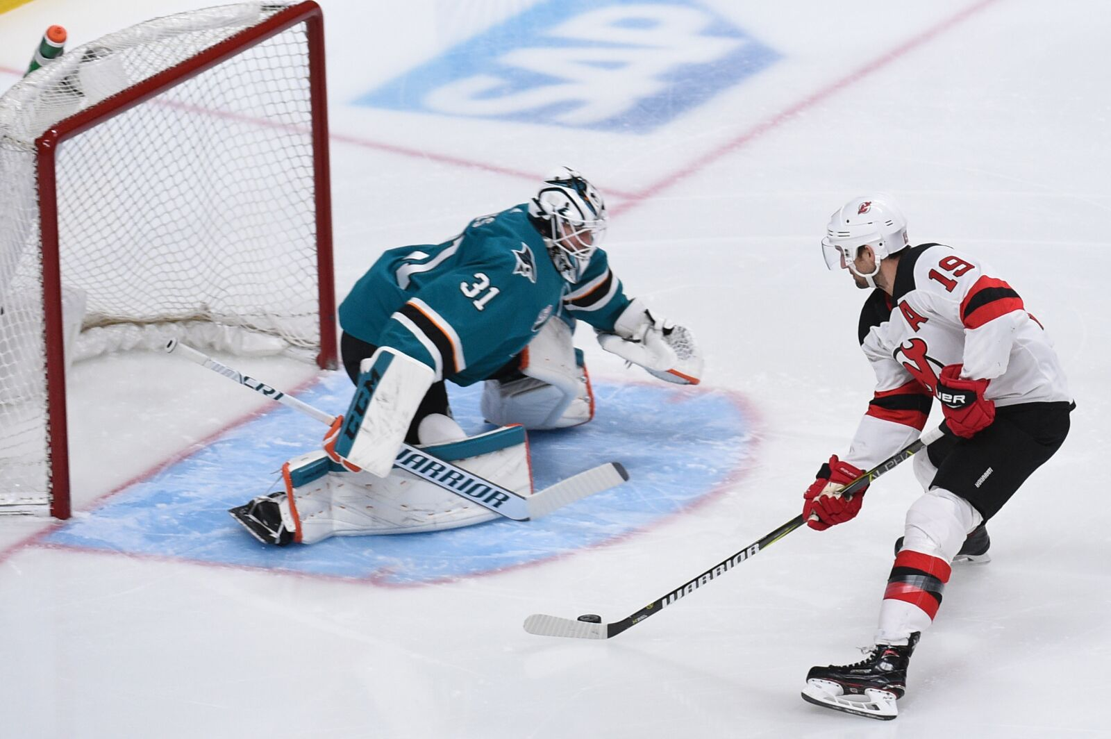 New Jersey Devils See Tall Task Heading Into the Weekend