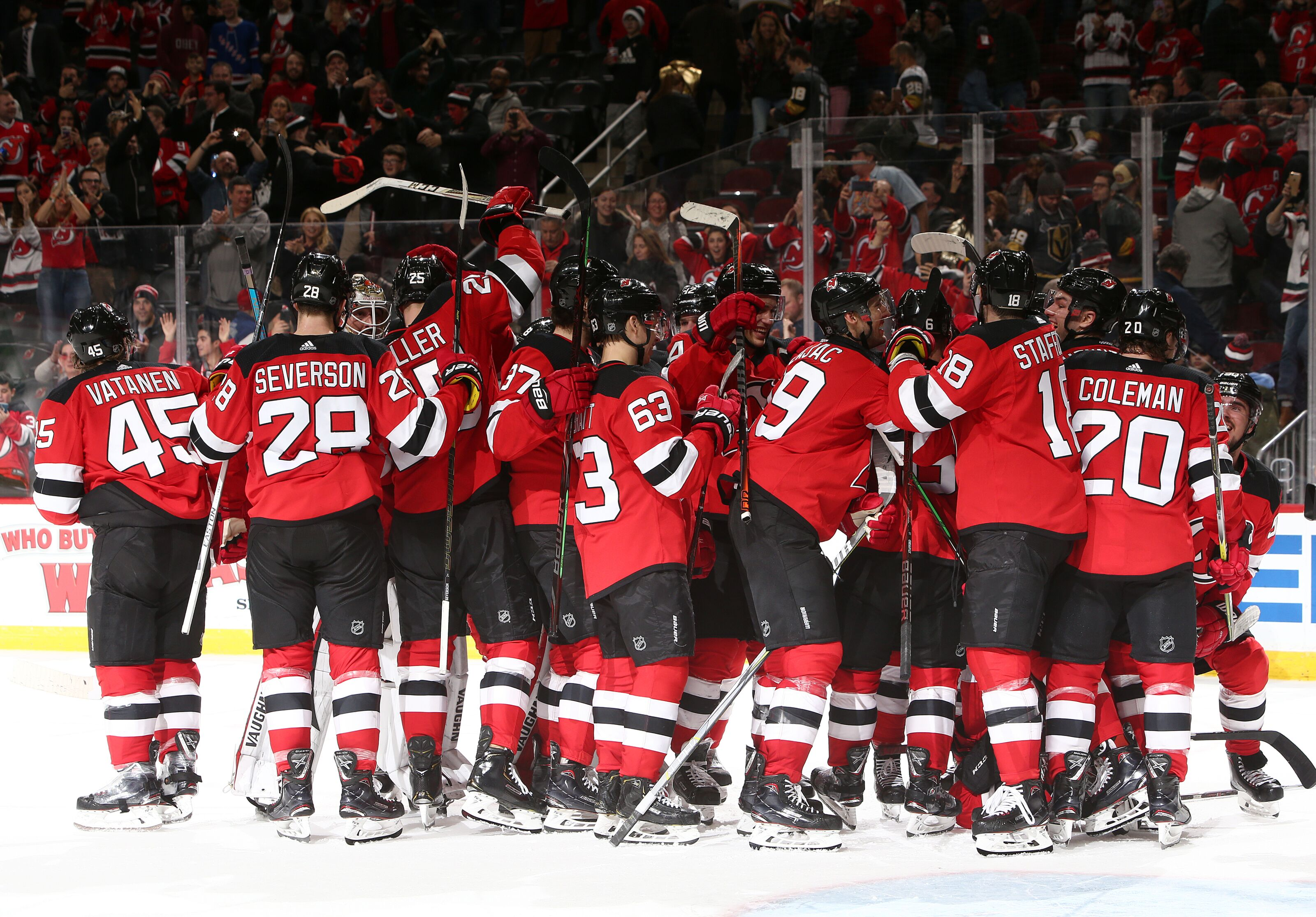 New Jersey Devils  Looking Ahead In 2019! 76402d1c7