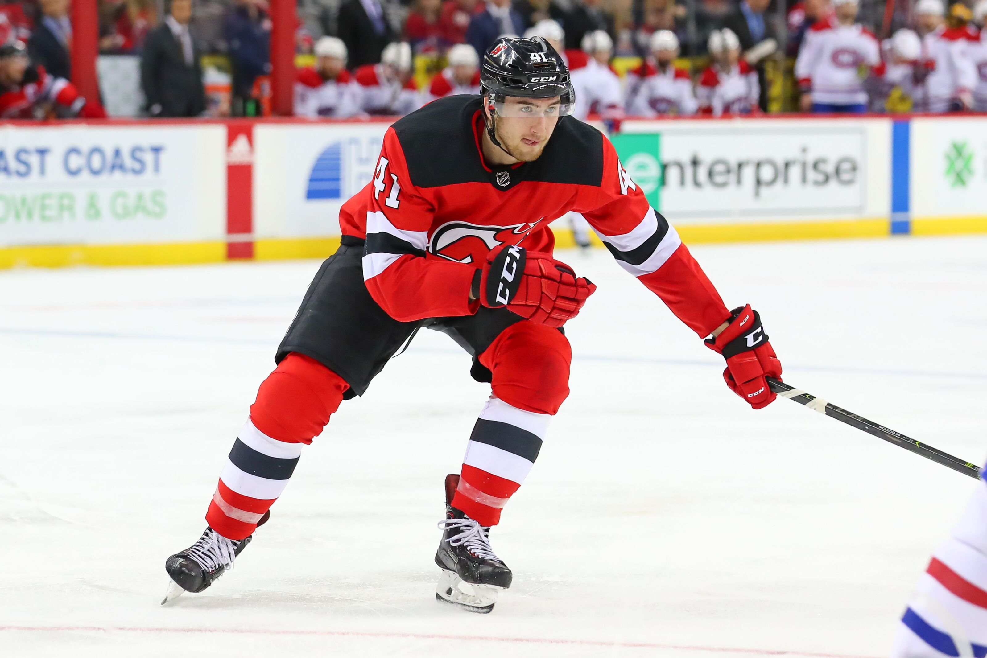 New Jersey Devils: Time For A New Young Guy To Step Up Offensively