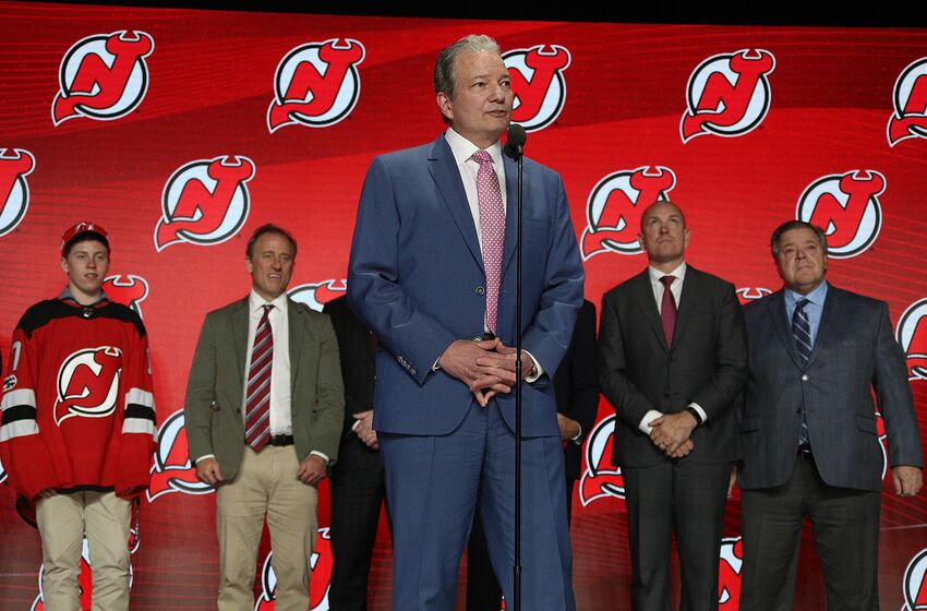 157d4d7b3 New Jersey Devils  Fans Need To Be Patient With Ray Shero