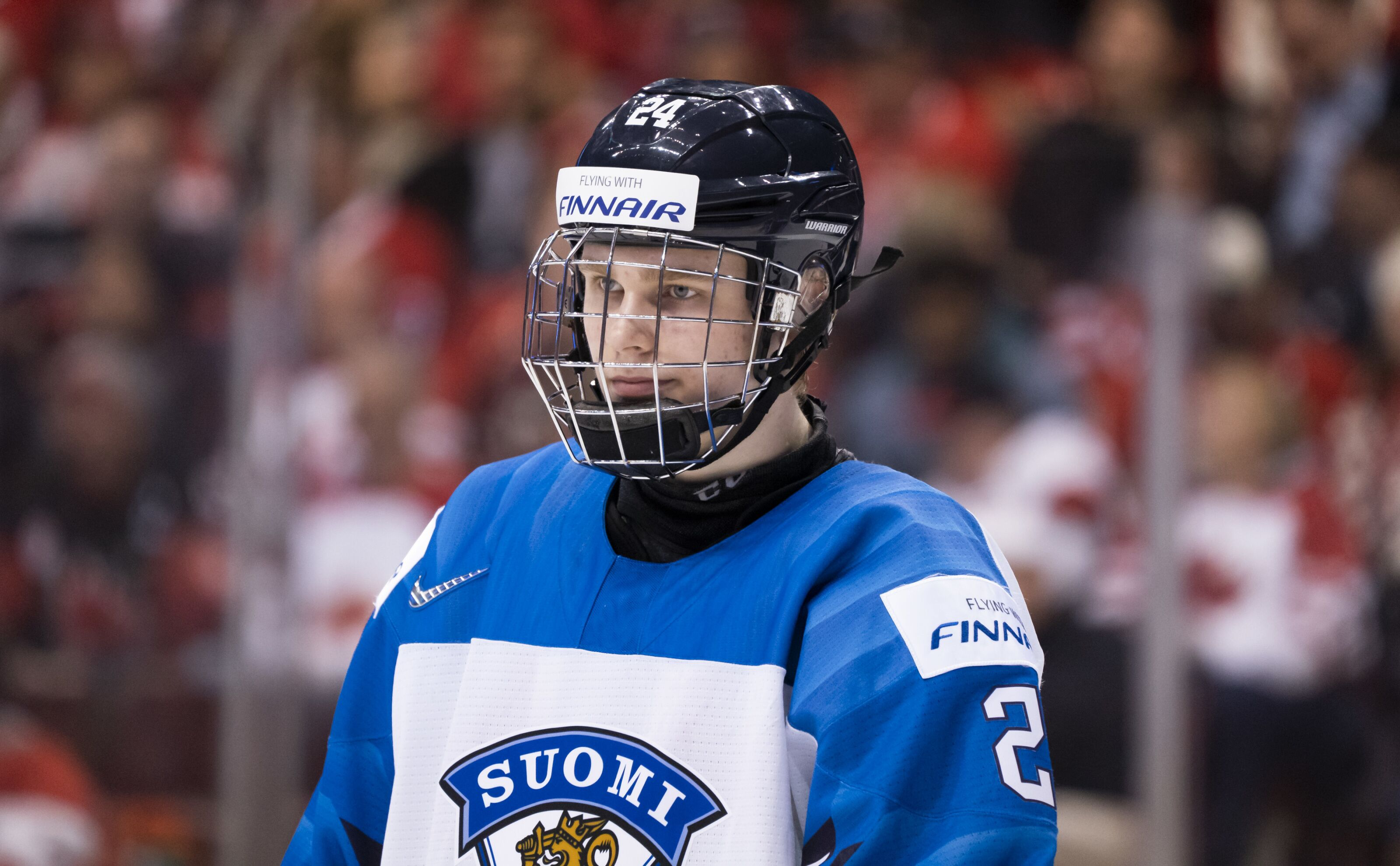 df2422c8829 New Jersey Devils  Kaapo Kakko A Possibility At First Overall