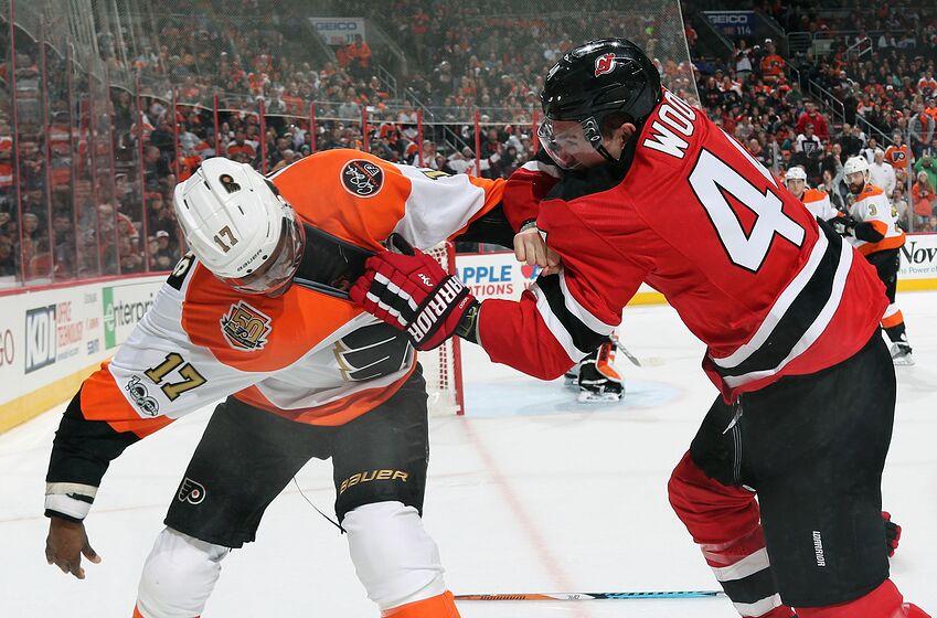 New Jersey Devils: Wayne Simmonds Impact On Jack Hughes