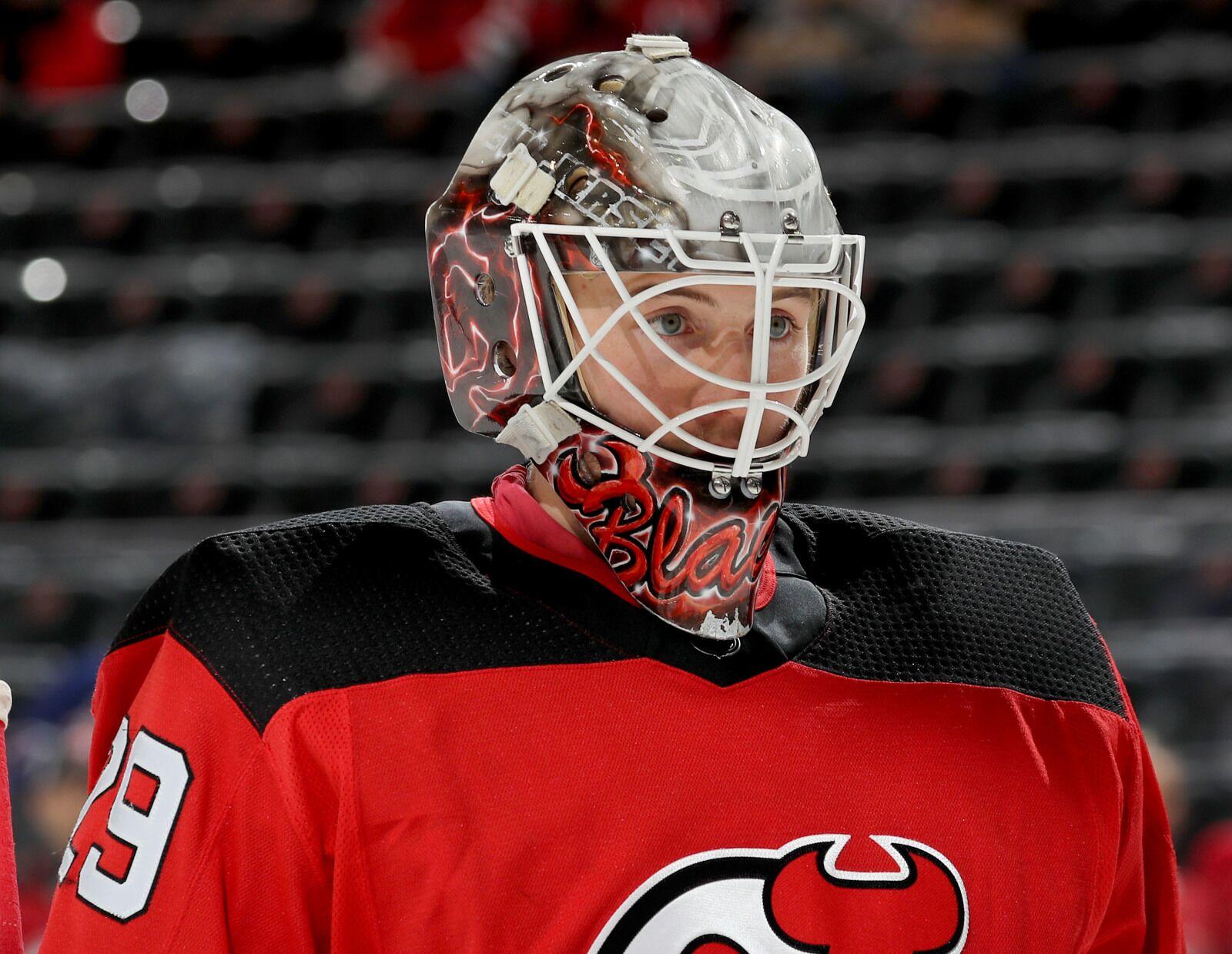 New Jersey Devils: MacKenzie Blackwood Is In A Good Spot