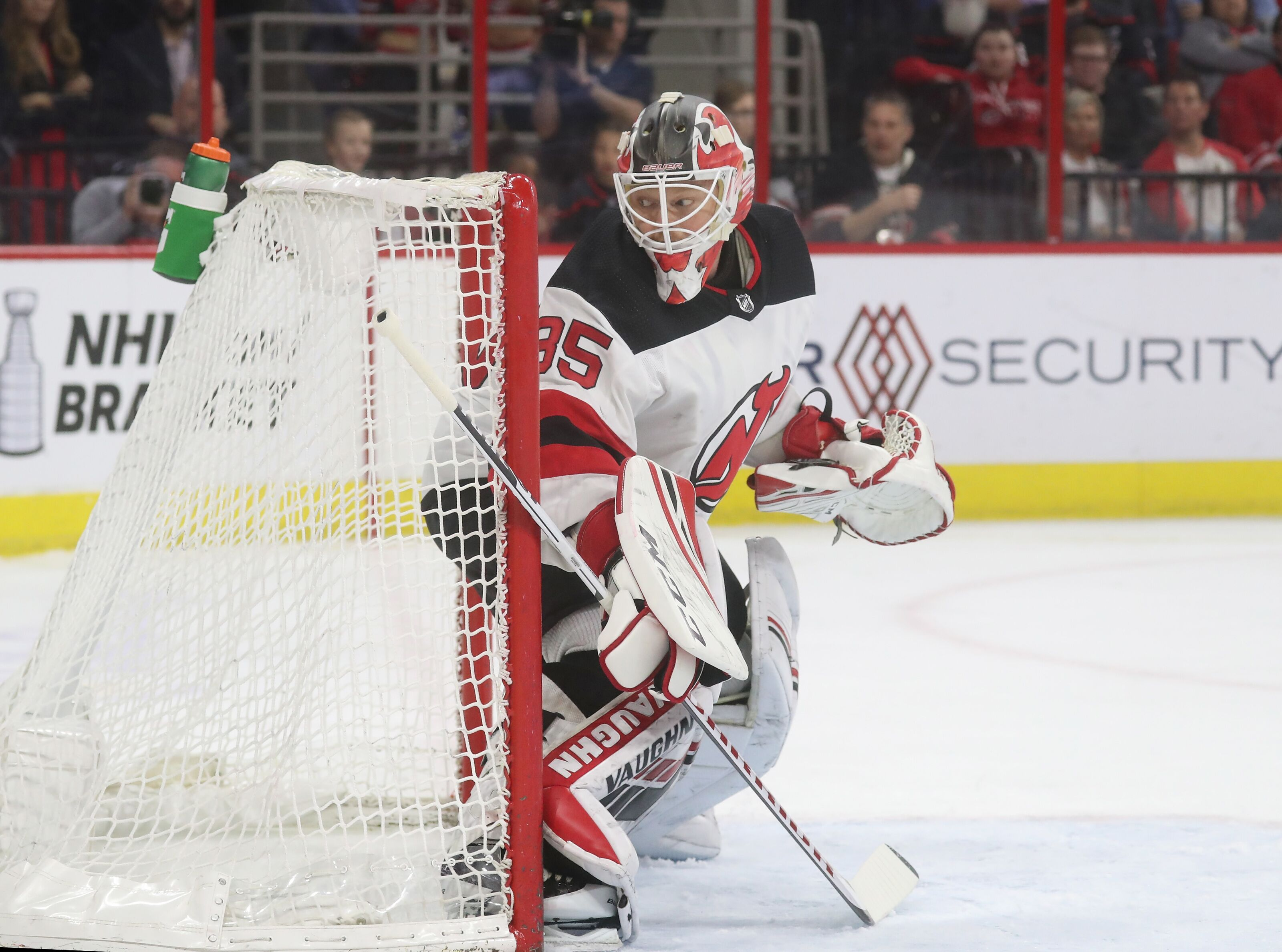 New Jersey Devils: Cory Schneider Leads The Devils To Victory