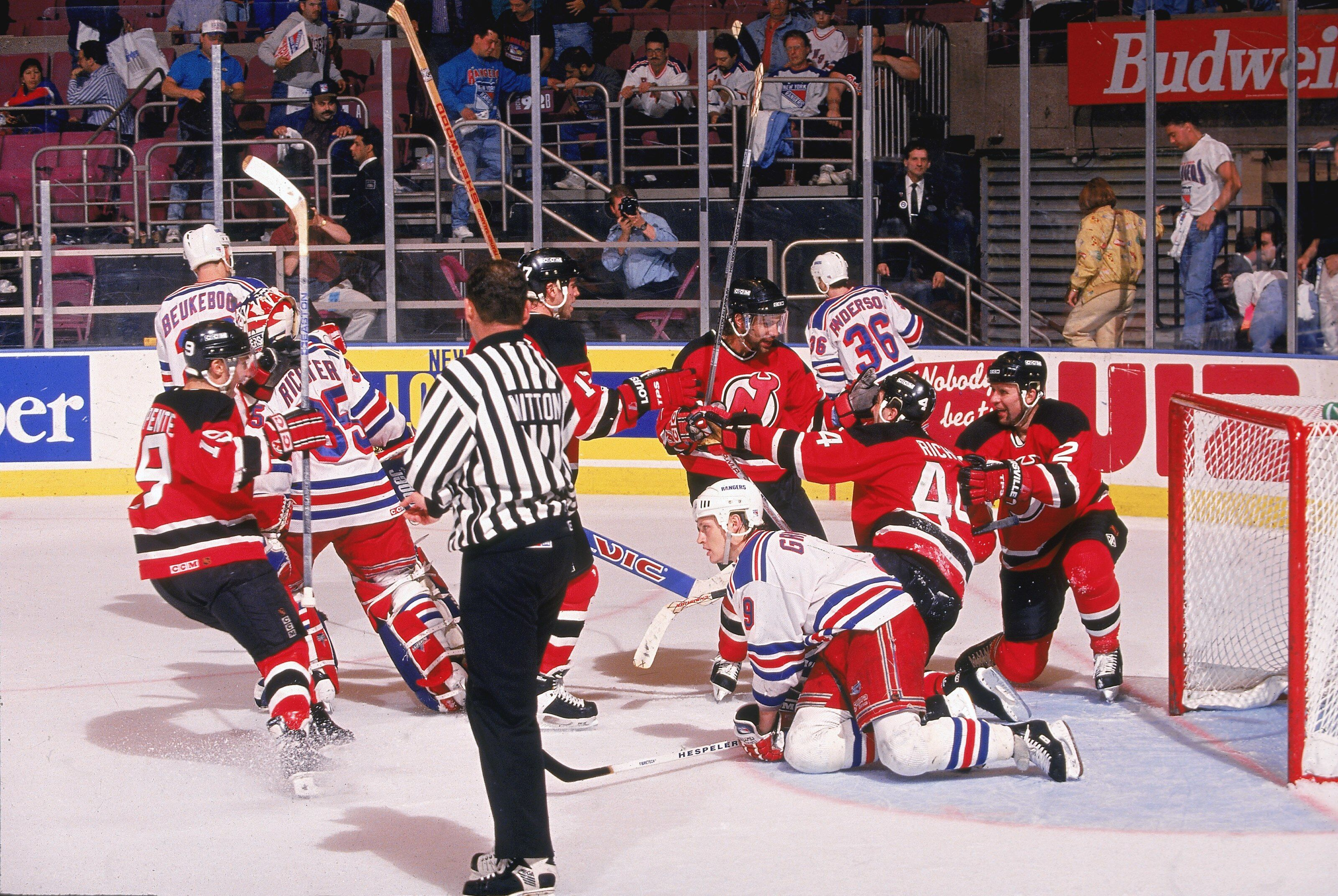 New Jersey Devils: What If the Rangers Didn't Win in '94?