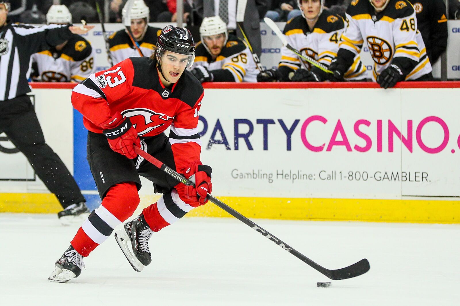 New Jersey Devils: Preseason Beginning With Two Games