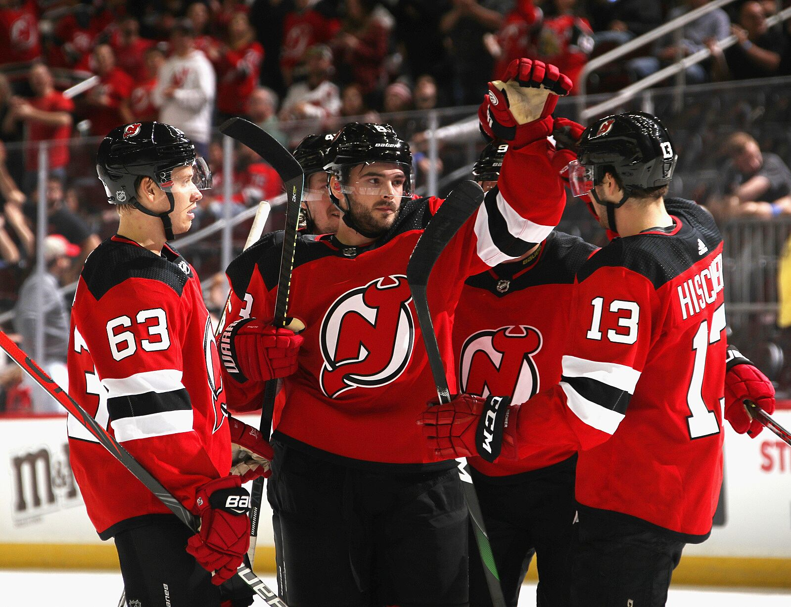 New Jersey Devils: Three Players Who Are Rising Above And Must Continue Doing So