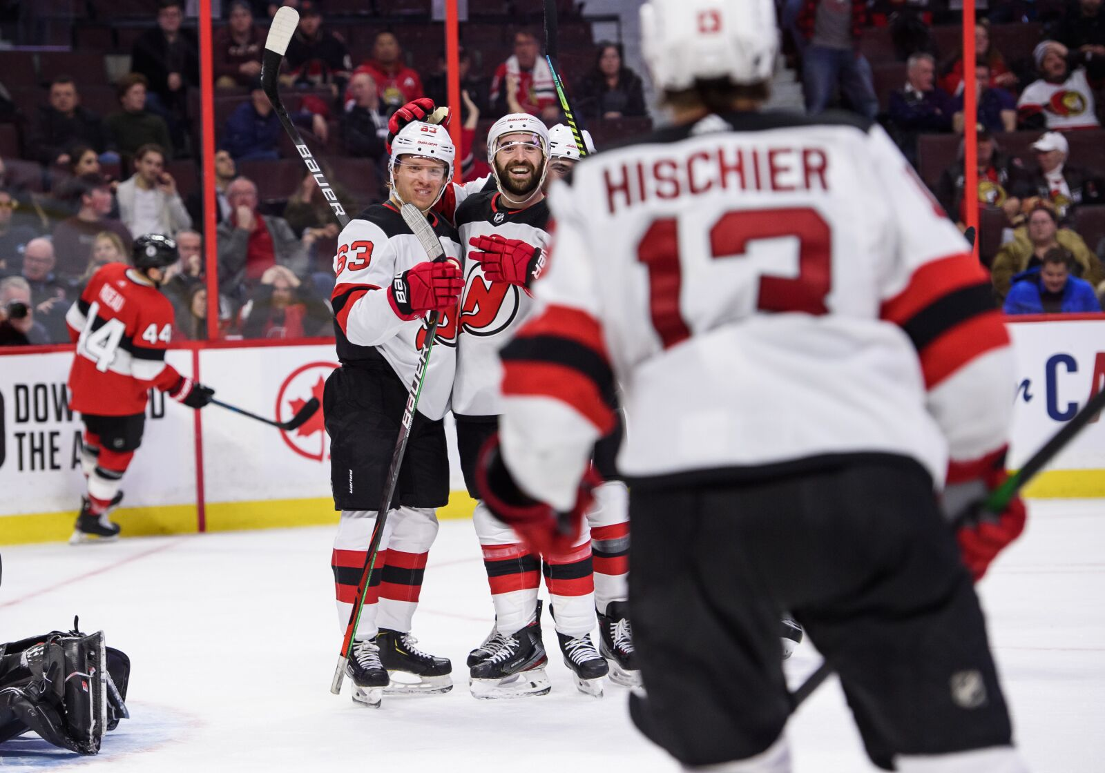 Looking At New Jersey Devils New Look After Trades