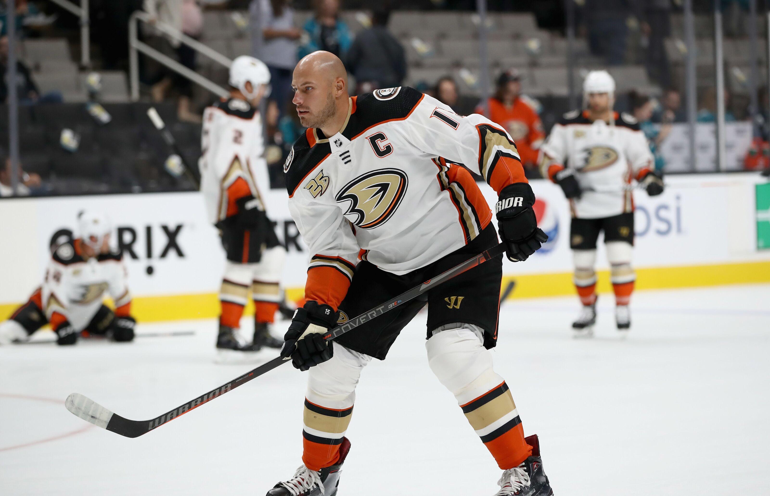 Anaheim Ducks: October Player Grades, Forwards Part 1