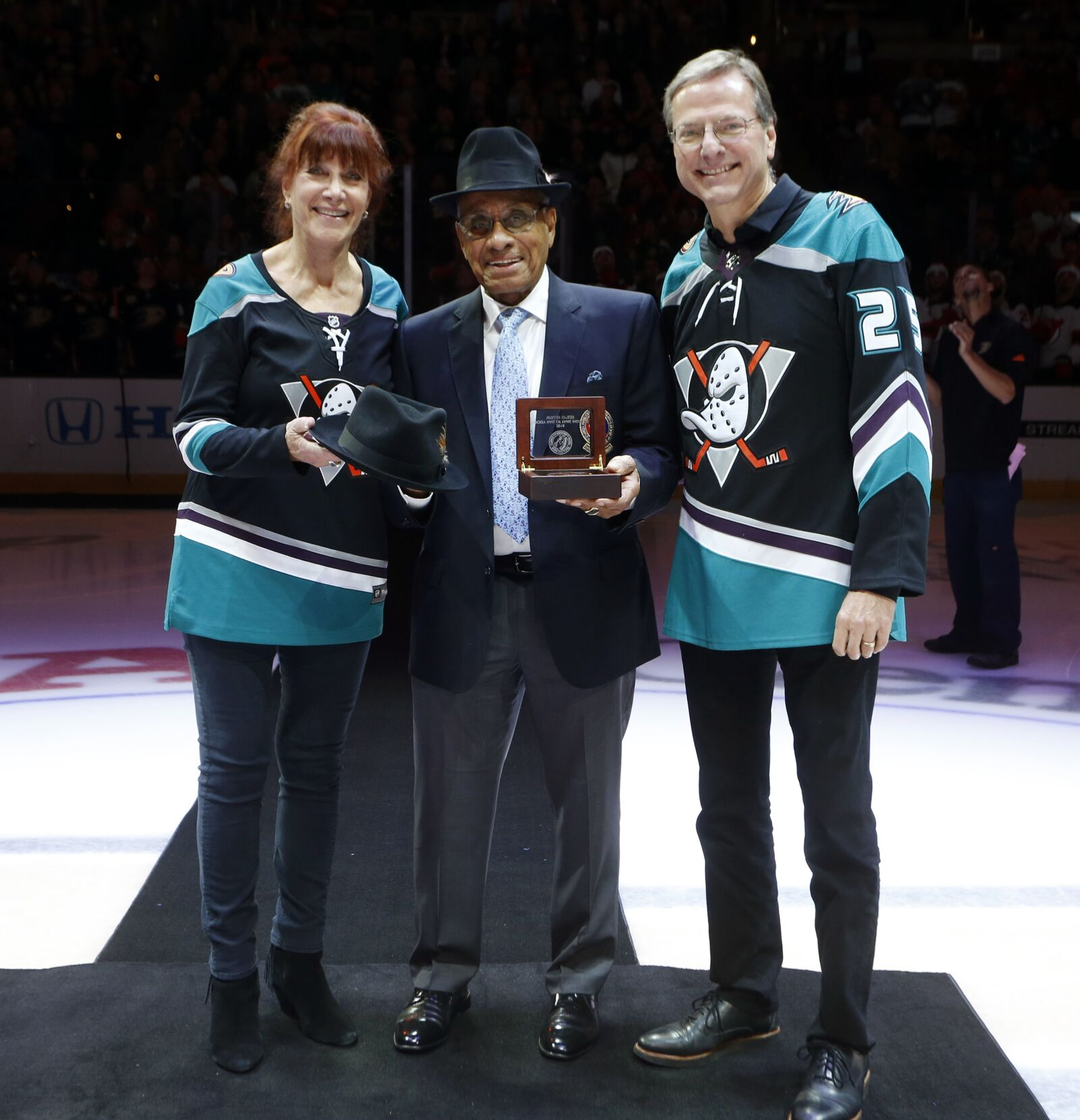 The NHL, the Anaheim Ducks, and Diversity: Room for Improvement