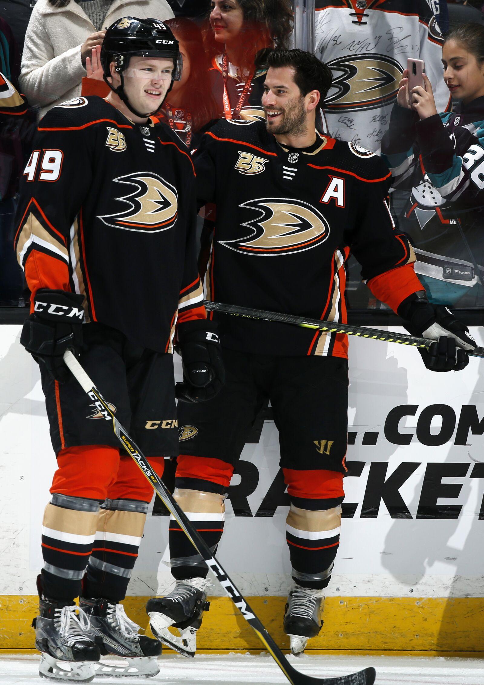 The Anaheim Ducks Eventually Made A Good Impression In Preseason Game One