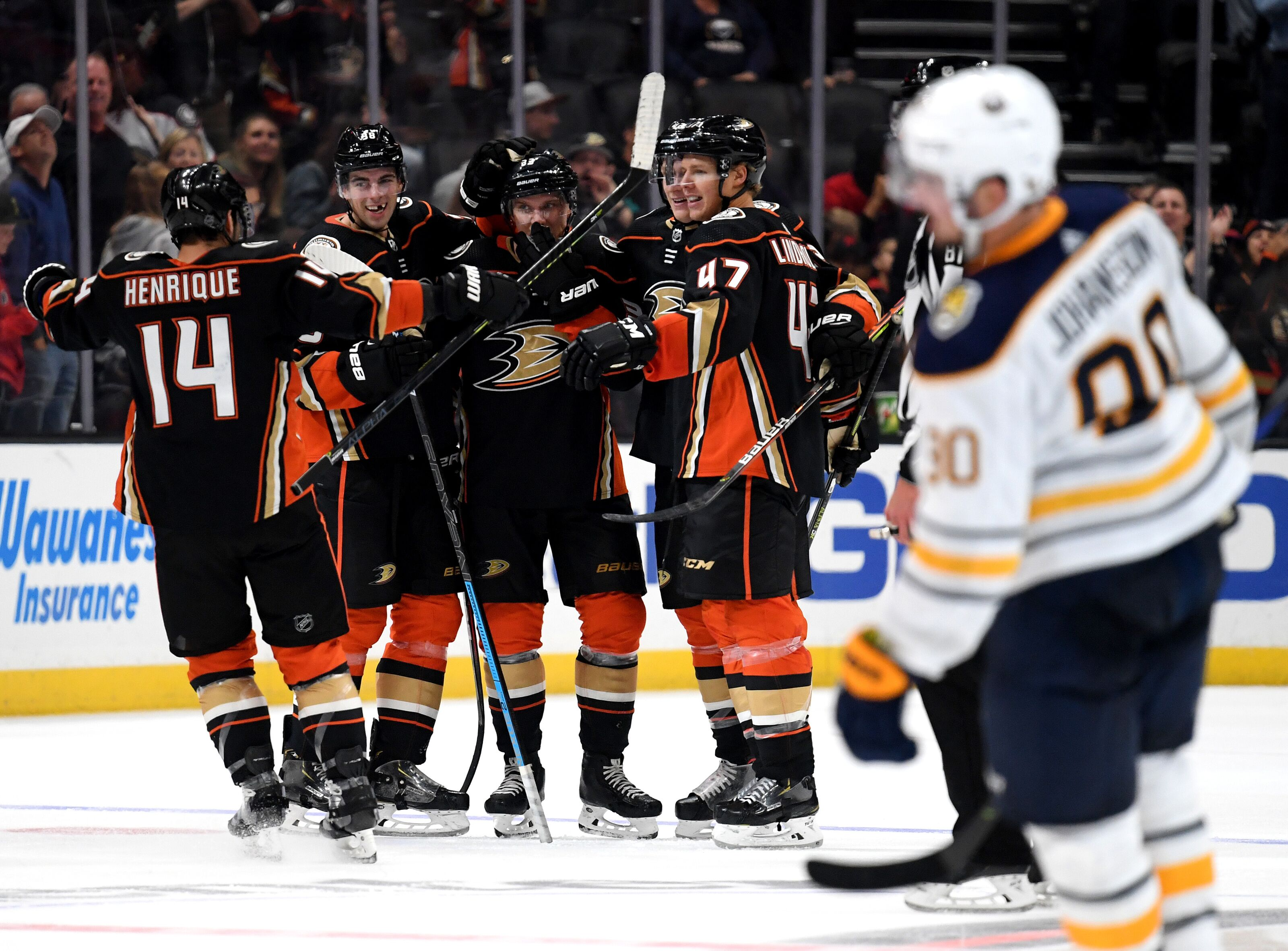 Takeaways from Anaheim Ducks Win Over Sabres