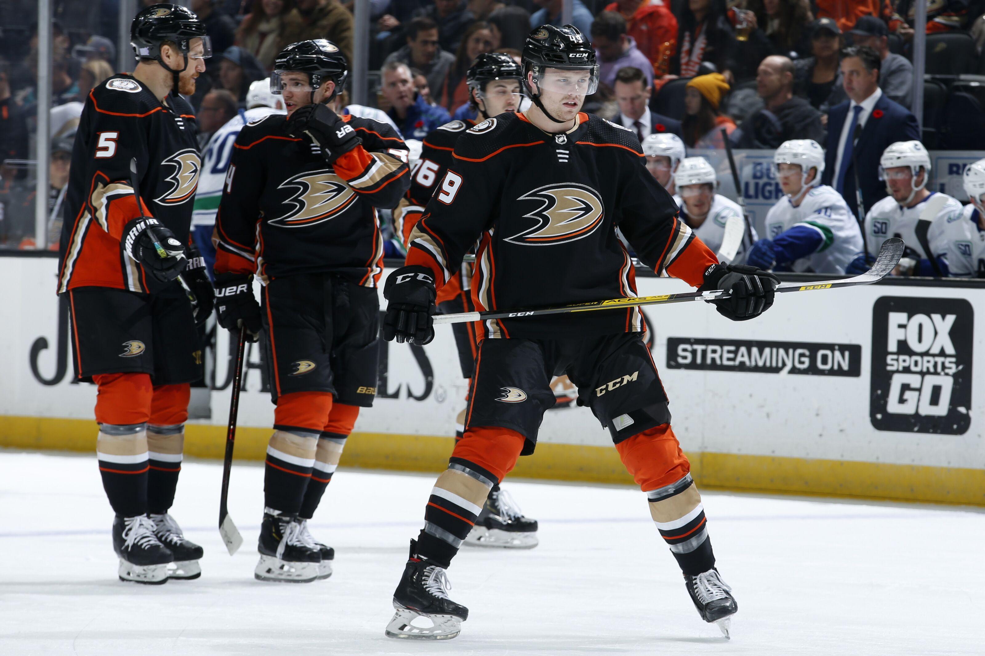 Anaheim Ducks: A Rolling (Max) Jones Gathers No Moss