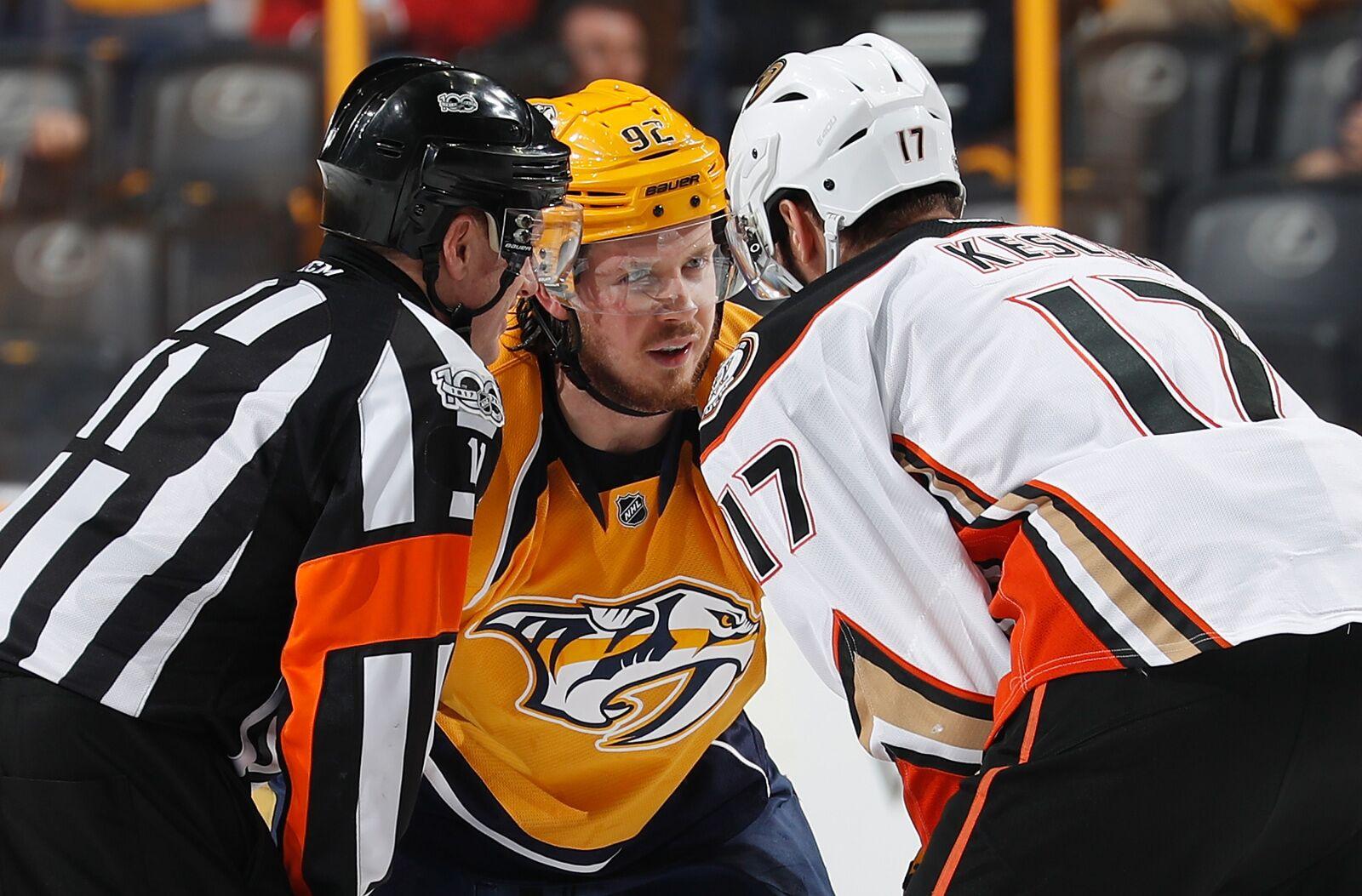 Anaheim Ducks vs Nashville Predators: Predator or Prey?