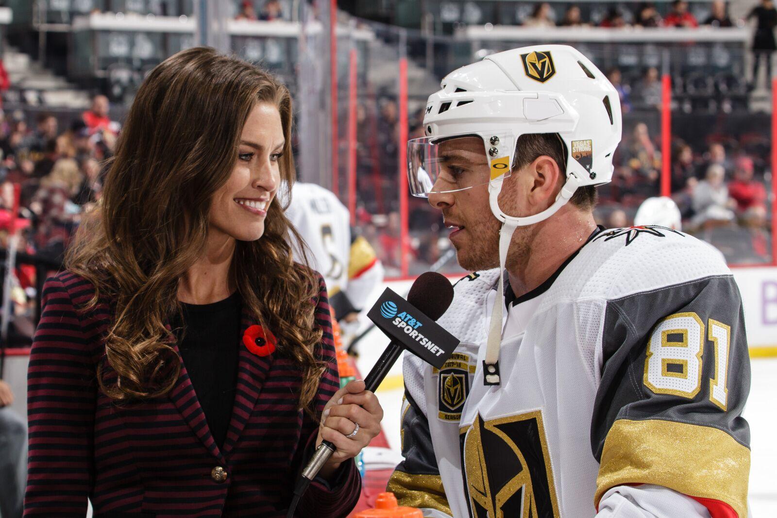 Anaheim Ducks Hire Alyson Lozoff as Rinkside Reporter