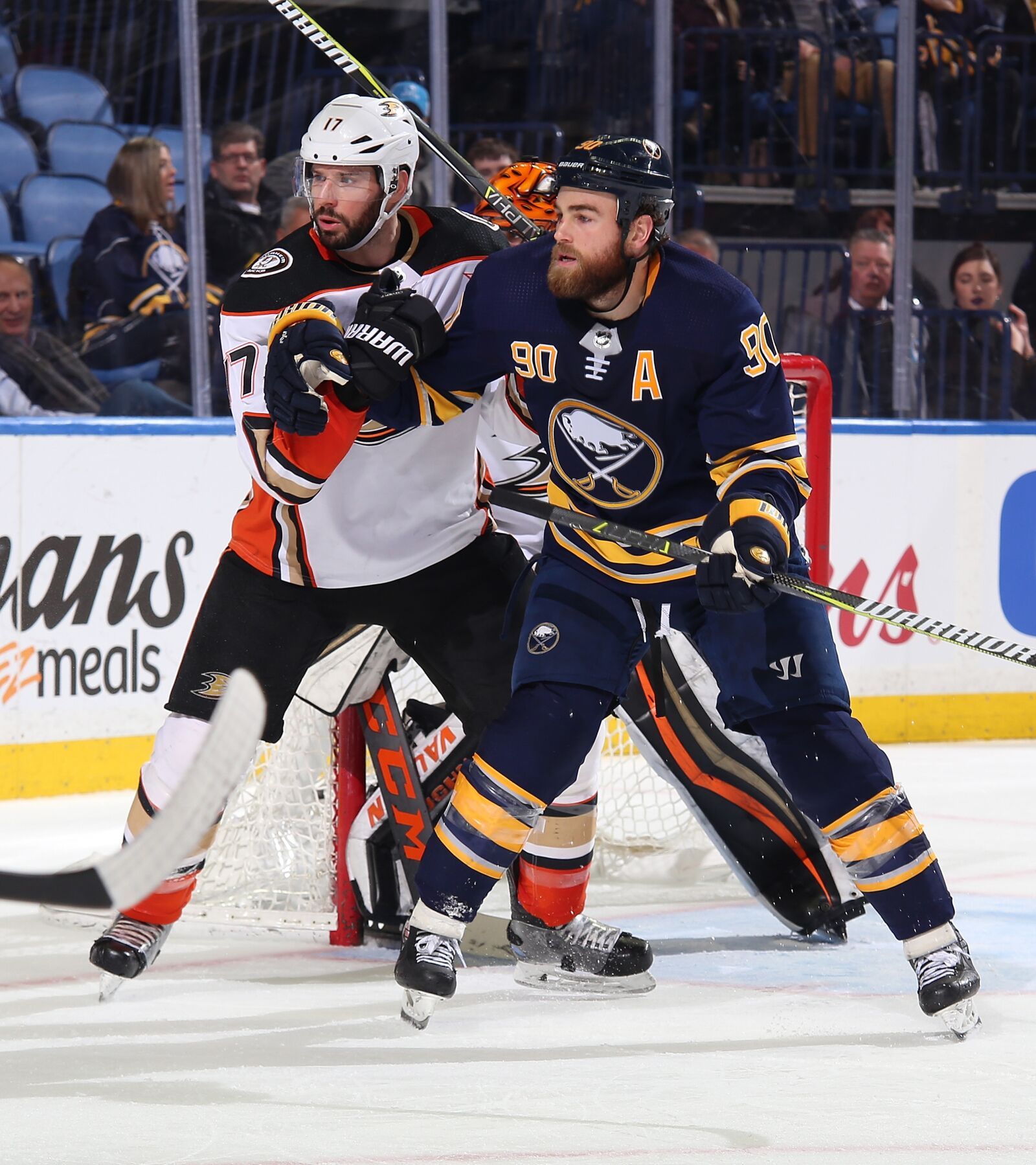 Pre-Game Puck Drop  Anaheim Ducks vs Buffalo Sabres 0ea96175a