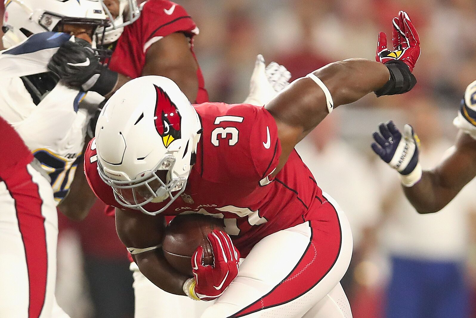 338f8219fff Arizona Cardinals running backs could collectively lead NFL