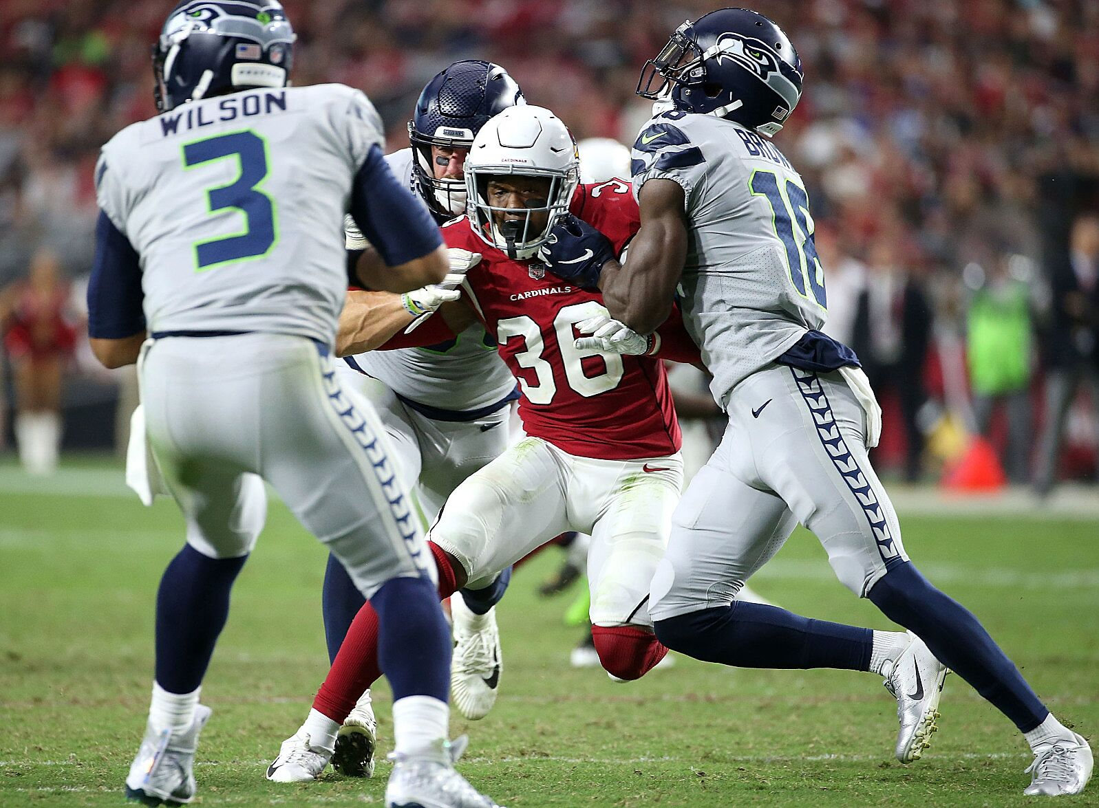 arizona cardinals getting to know the seahawks