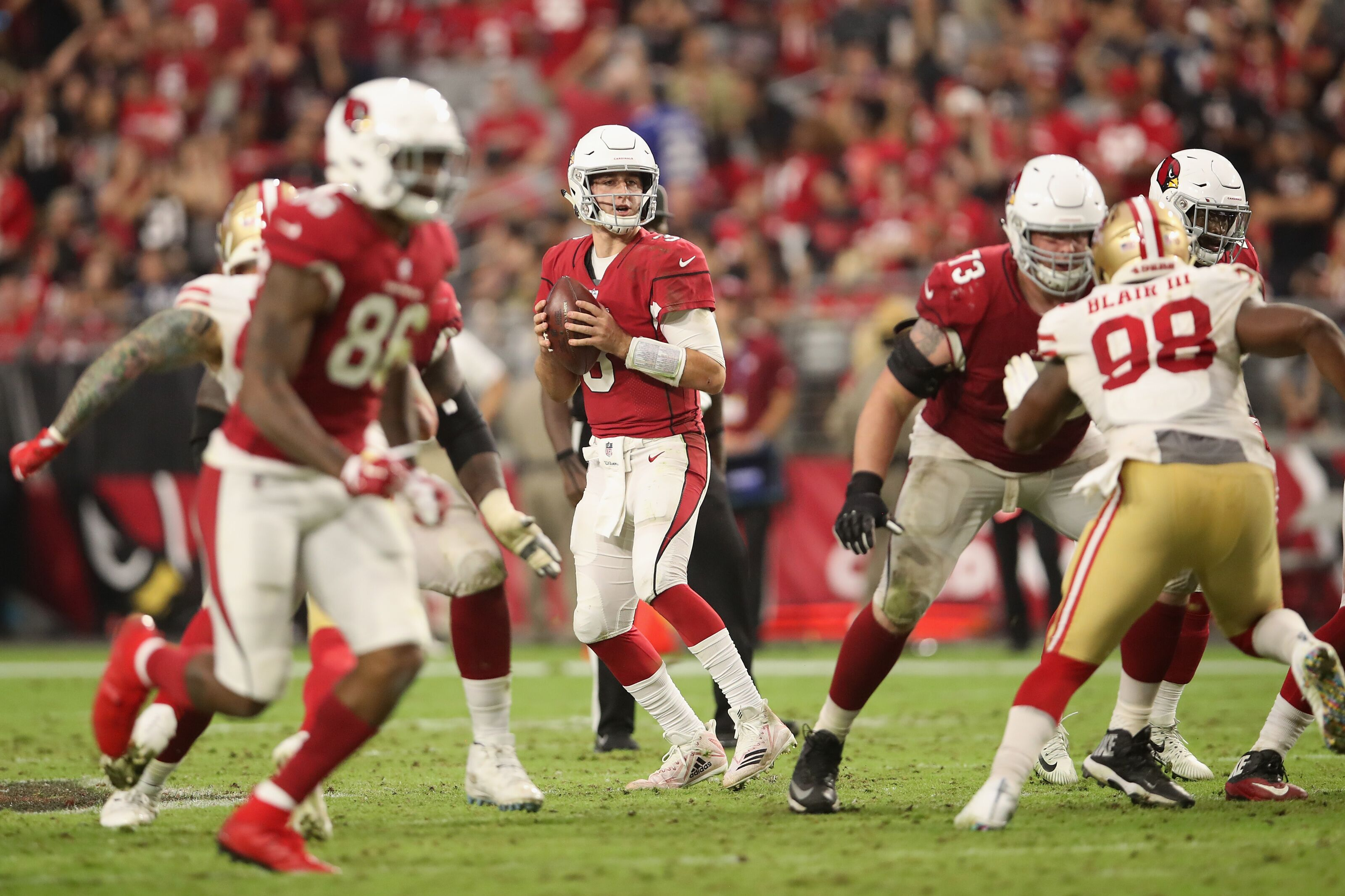 5566aec8 Arizona Cardinals strength of schedule middle of road
