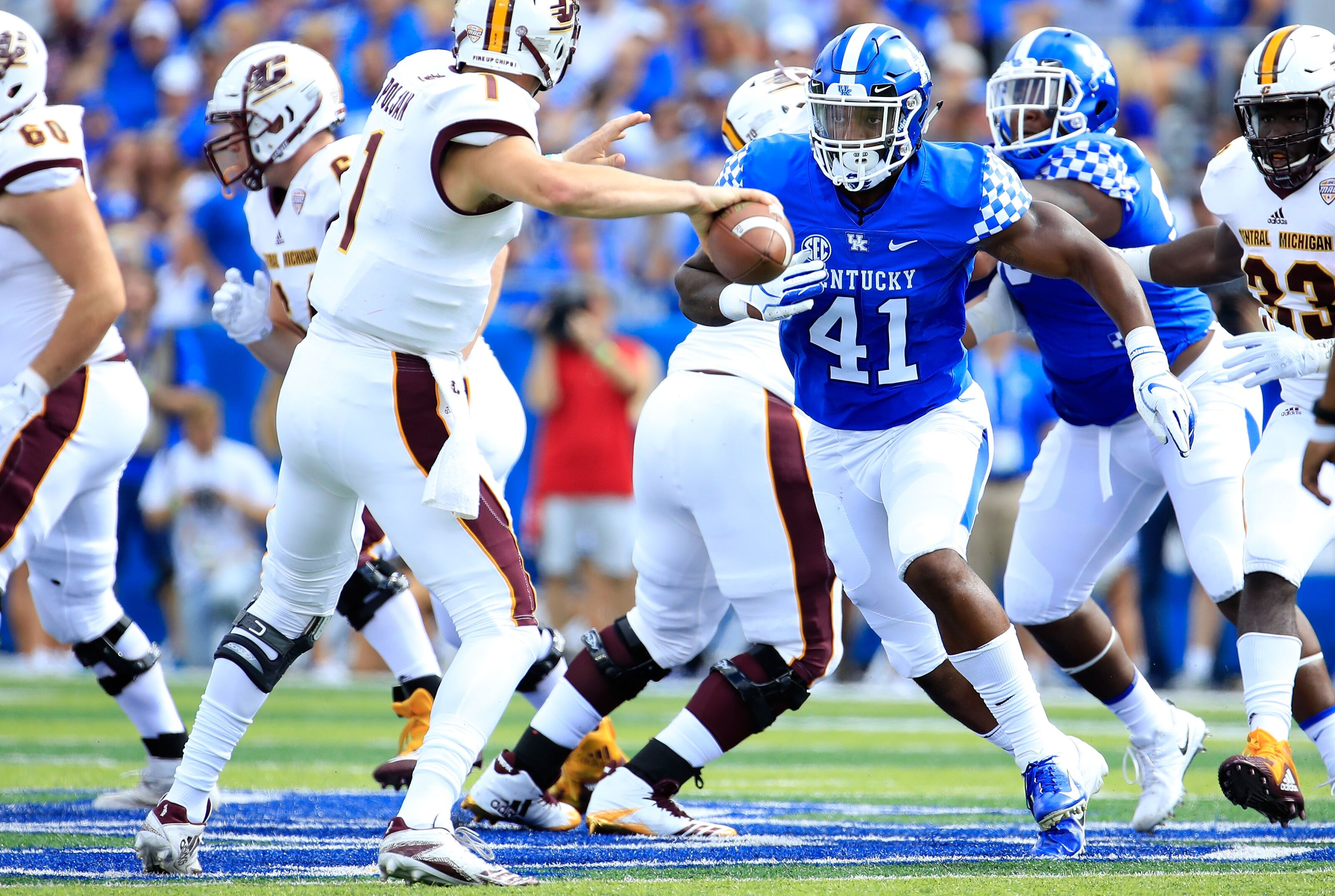 Arizona Cardinals may benefit from Kentucky Pro Day
