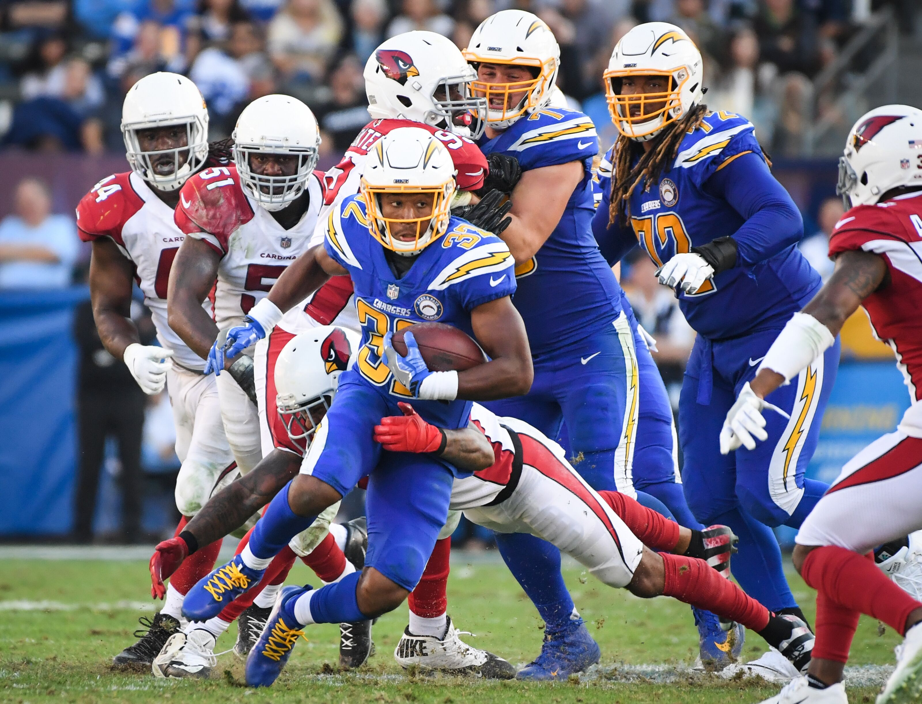 Arizona Cardinals lifeless in loss to Los Angeles Chargers f668c6462