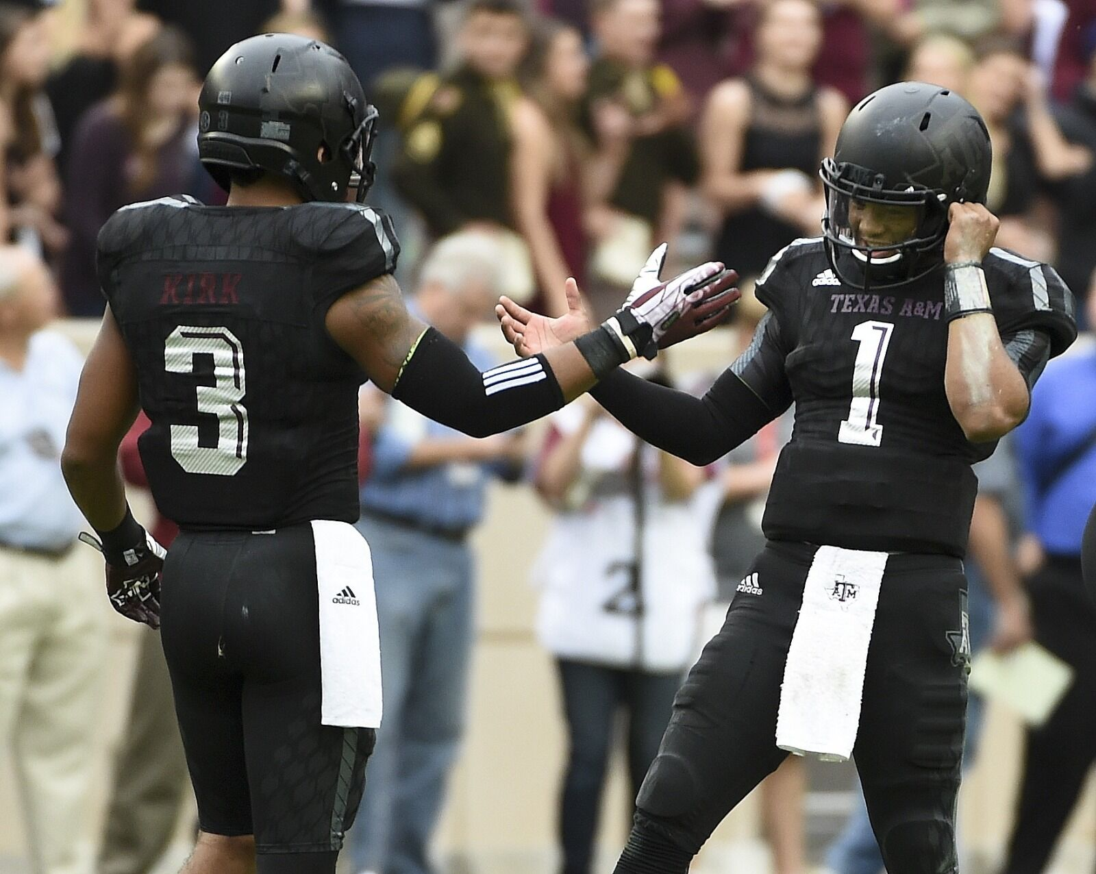 Kyler Murray is re-uniting with Texas A&M teammates on the Arizona Cardinals