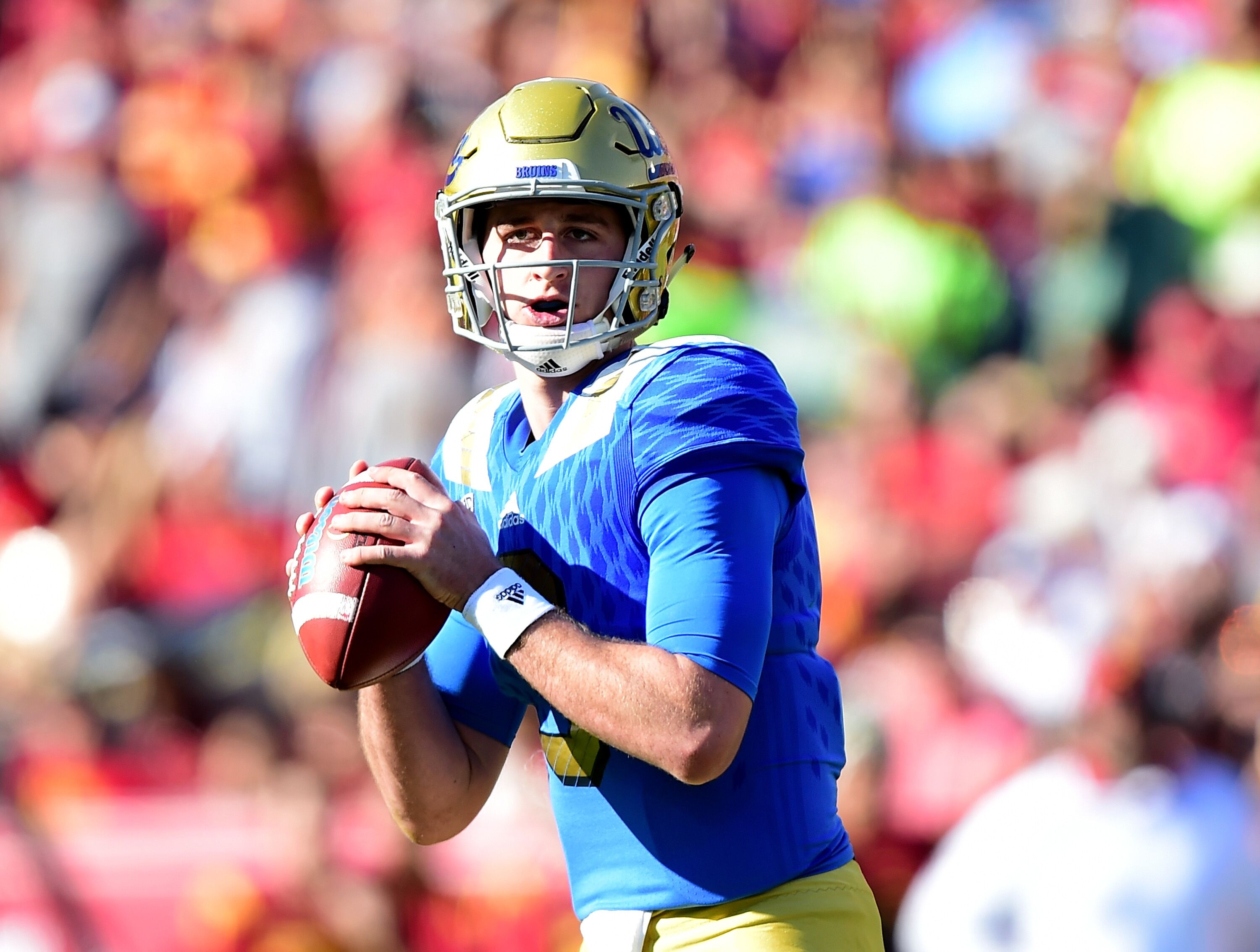 Josh Rosen to remain on Arizona Cardinals bench… for now ae47d481b