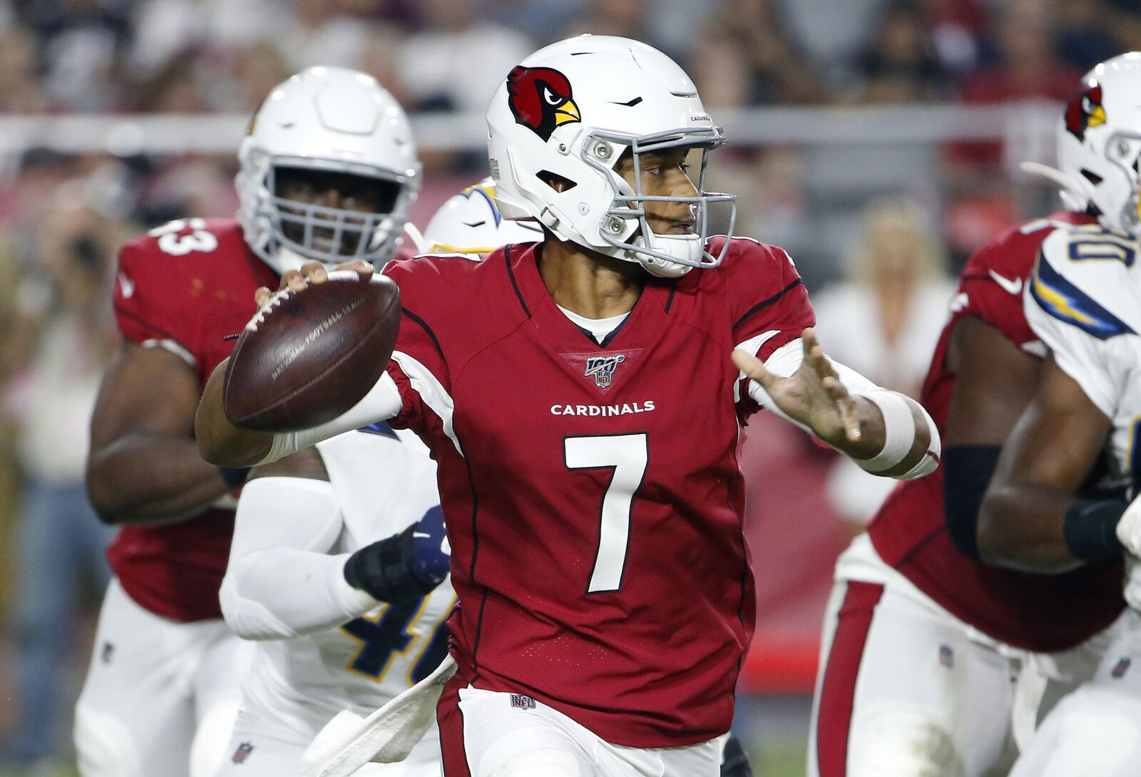 Backup signal-caller is getting Arizona Cardinals attention