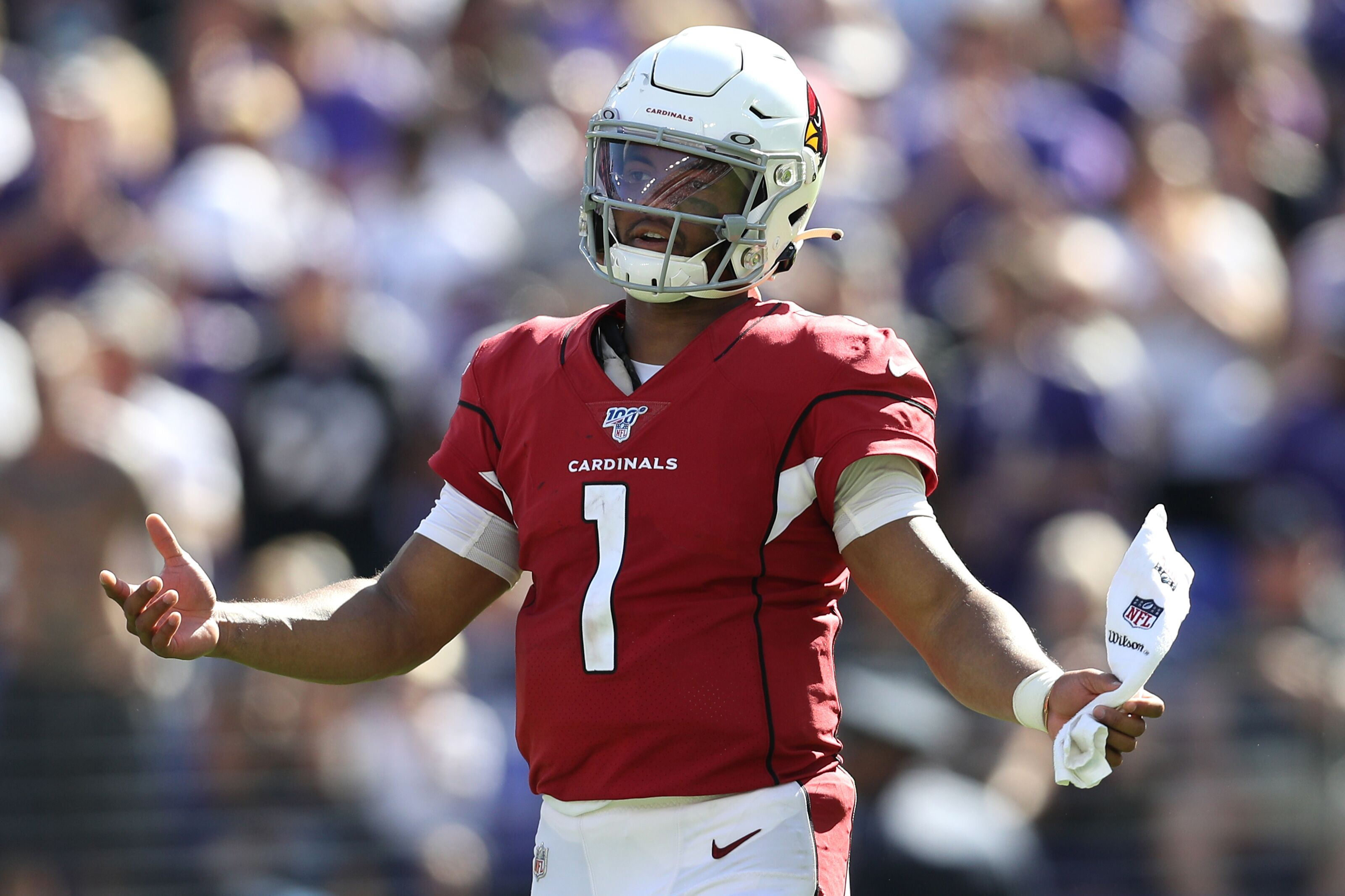 Being competitive no longer satisfying for Arizona Cardinals