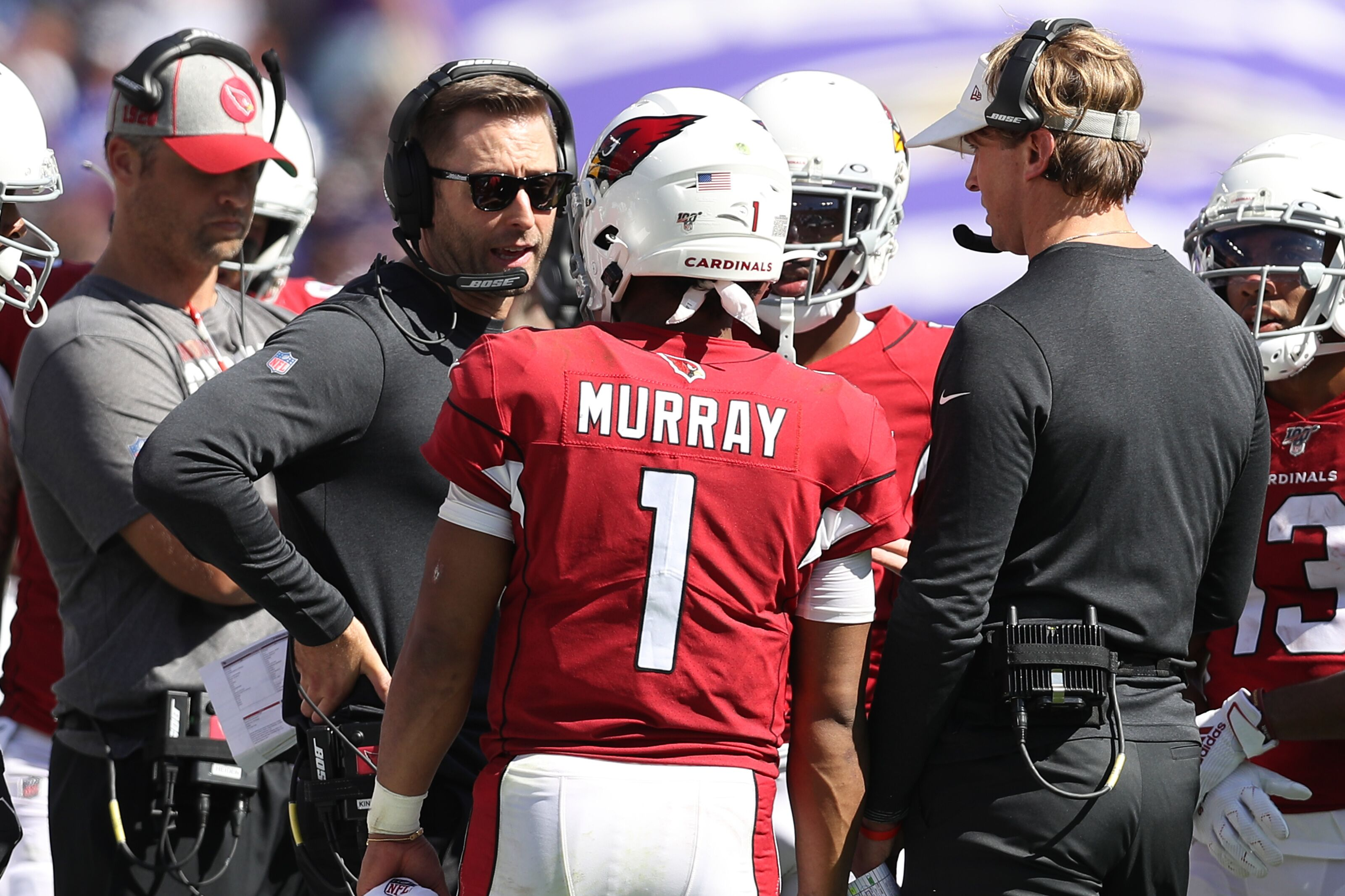Kliff Kingsbury's lack of aggression costing Cardinals