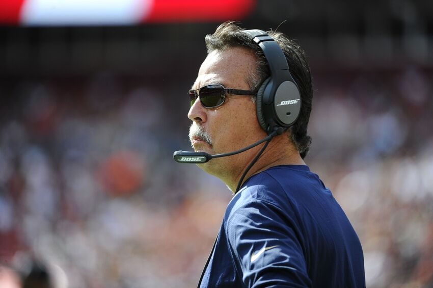 Head Coach Jeff Fisher Sends Letters To Los Angeles Rams Fans