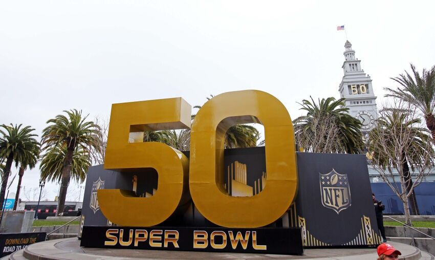 Los Angeles Rams 50:1 Odds to Win Super Bowl 51