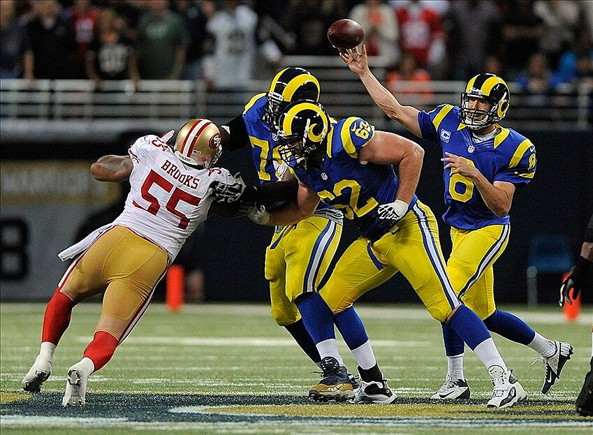 de70b47f St. Louis Rams @ San Francisco 49ers Preview, Game Time, and Channel ...