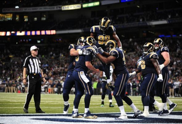 St. Louis Rams Week 2: Who and What to Watch