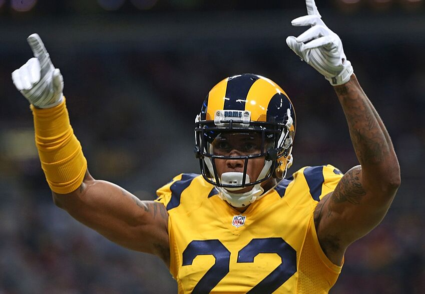 a66024a88c6 Los Angeles Rams secondary has a new look