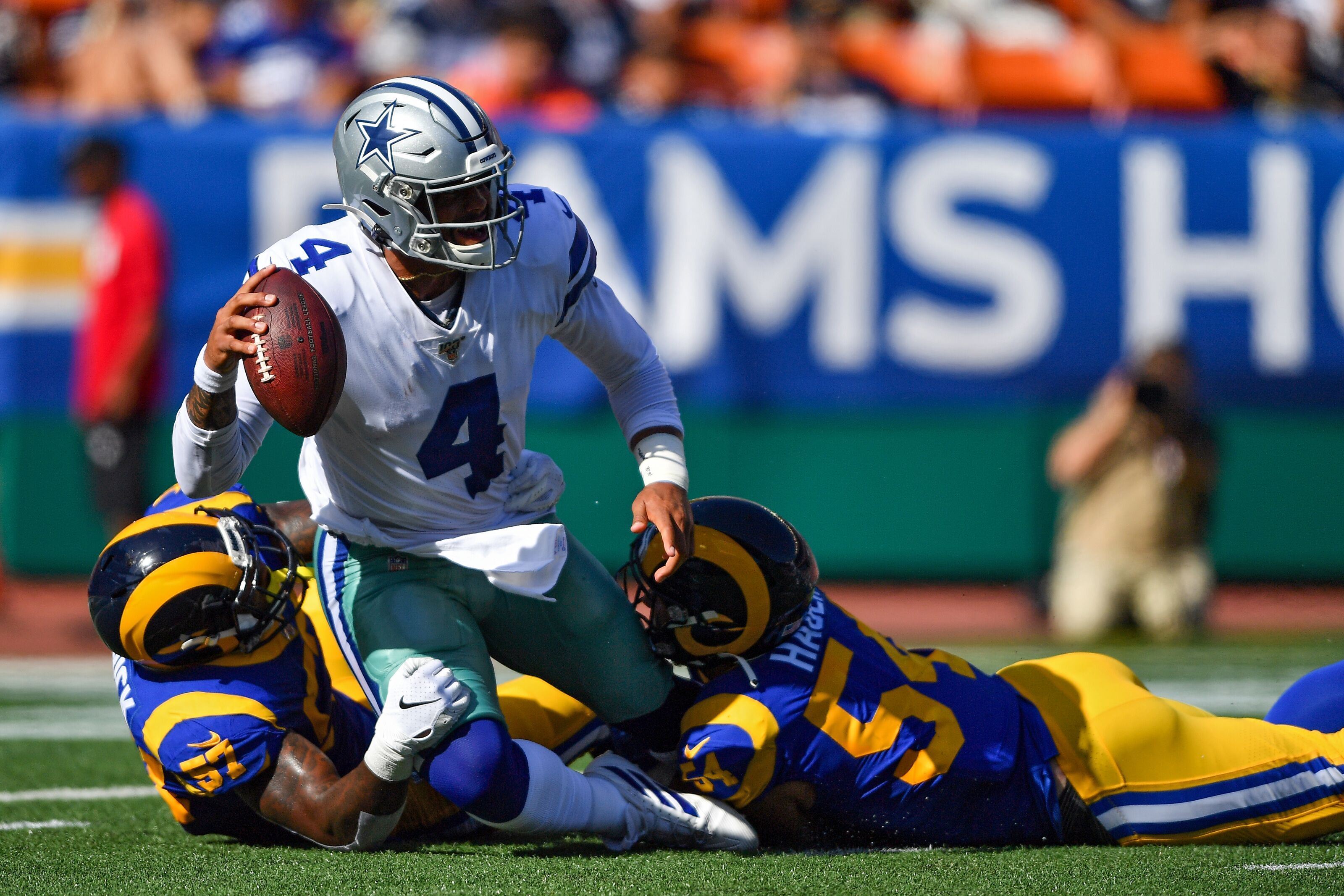 3 takeaways from Rams 14-10 loss to Cowboys in preseason