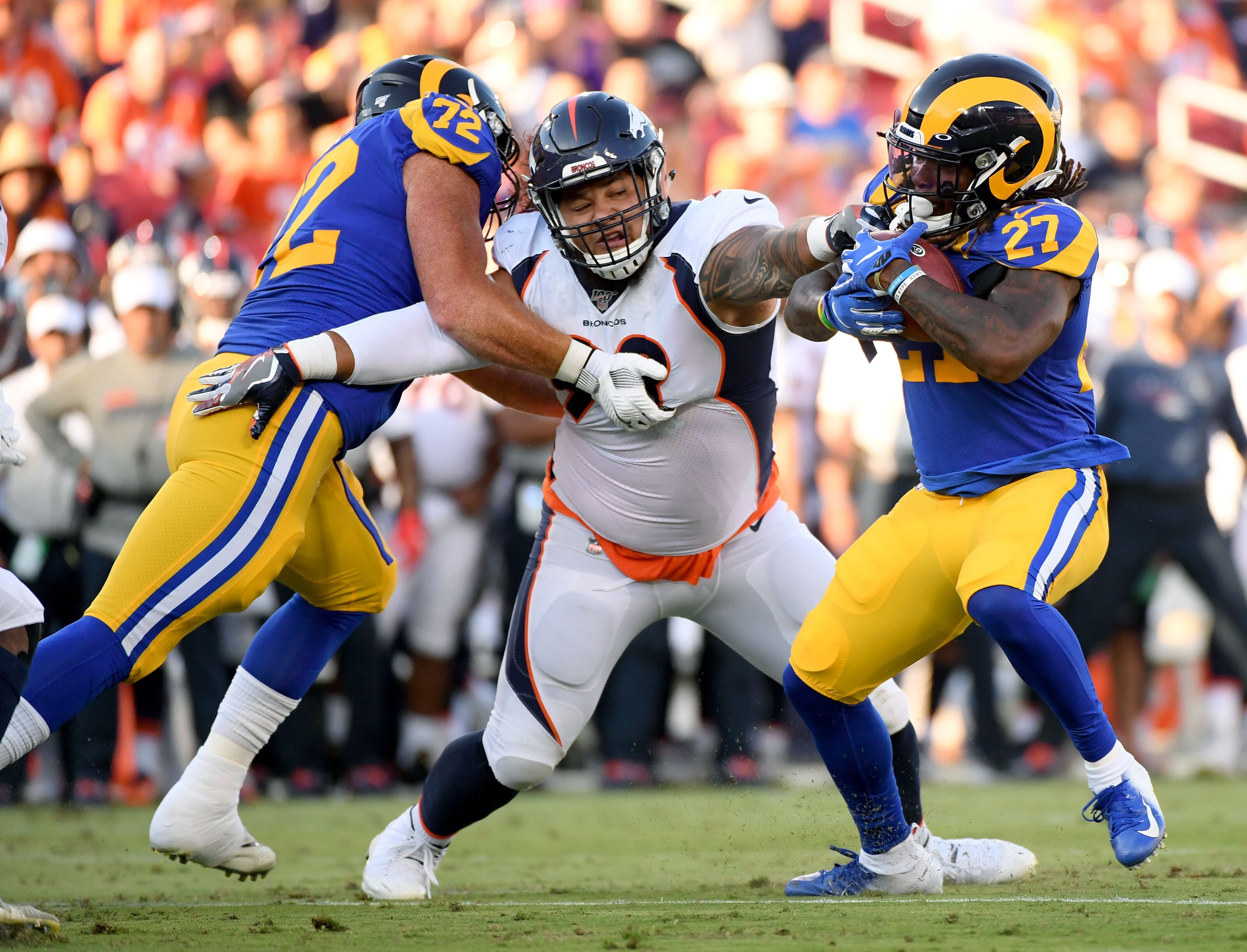 Rams should consider using Darrell Henderson as secret weapon against Browns
