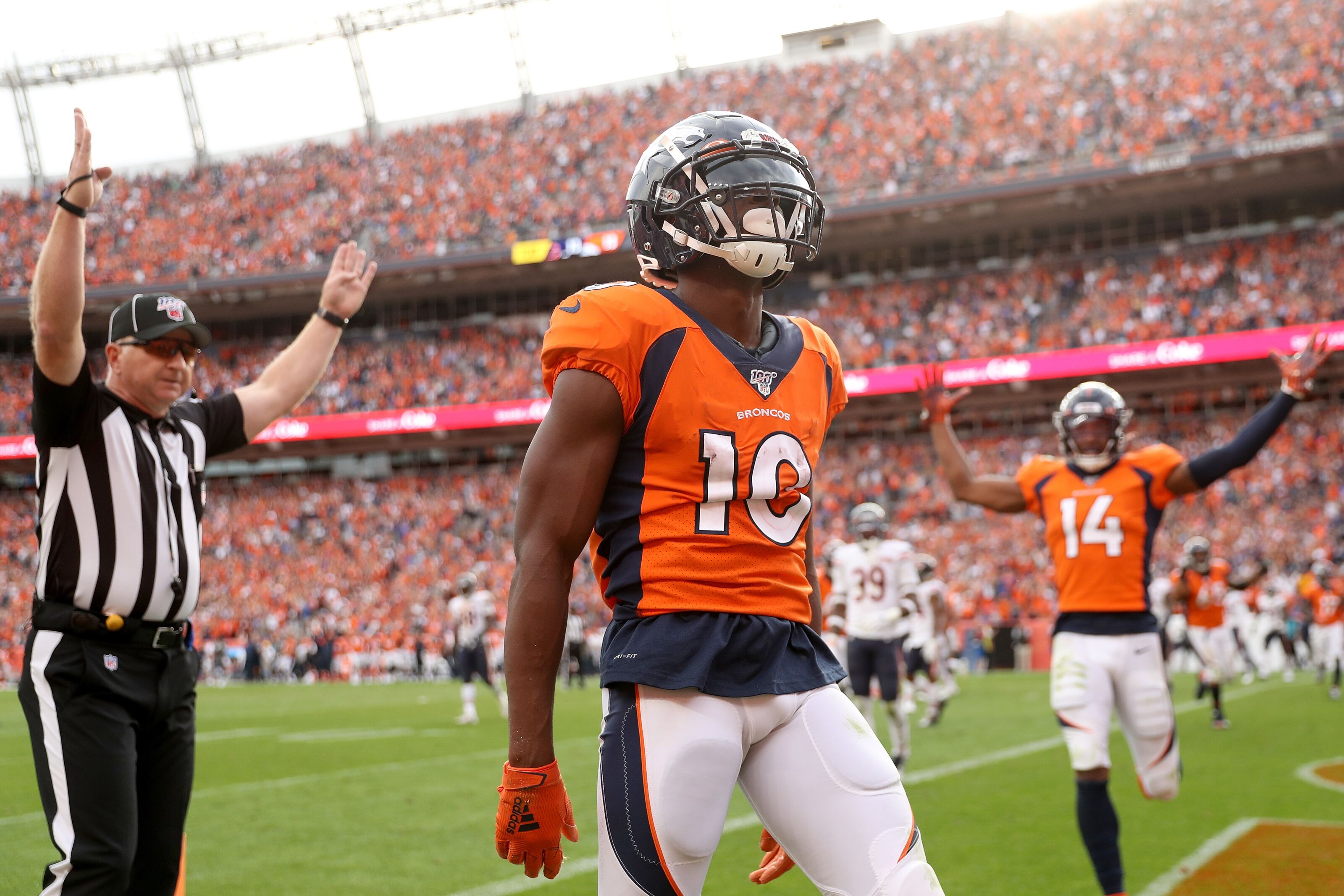 Rams could see NFC West become more competitive if Emmanuel Sanders joins 49ers