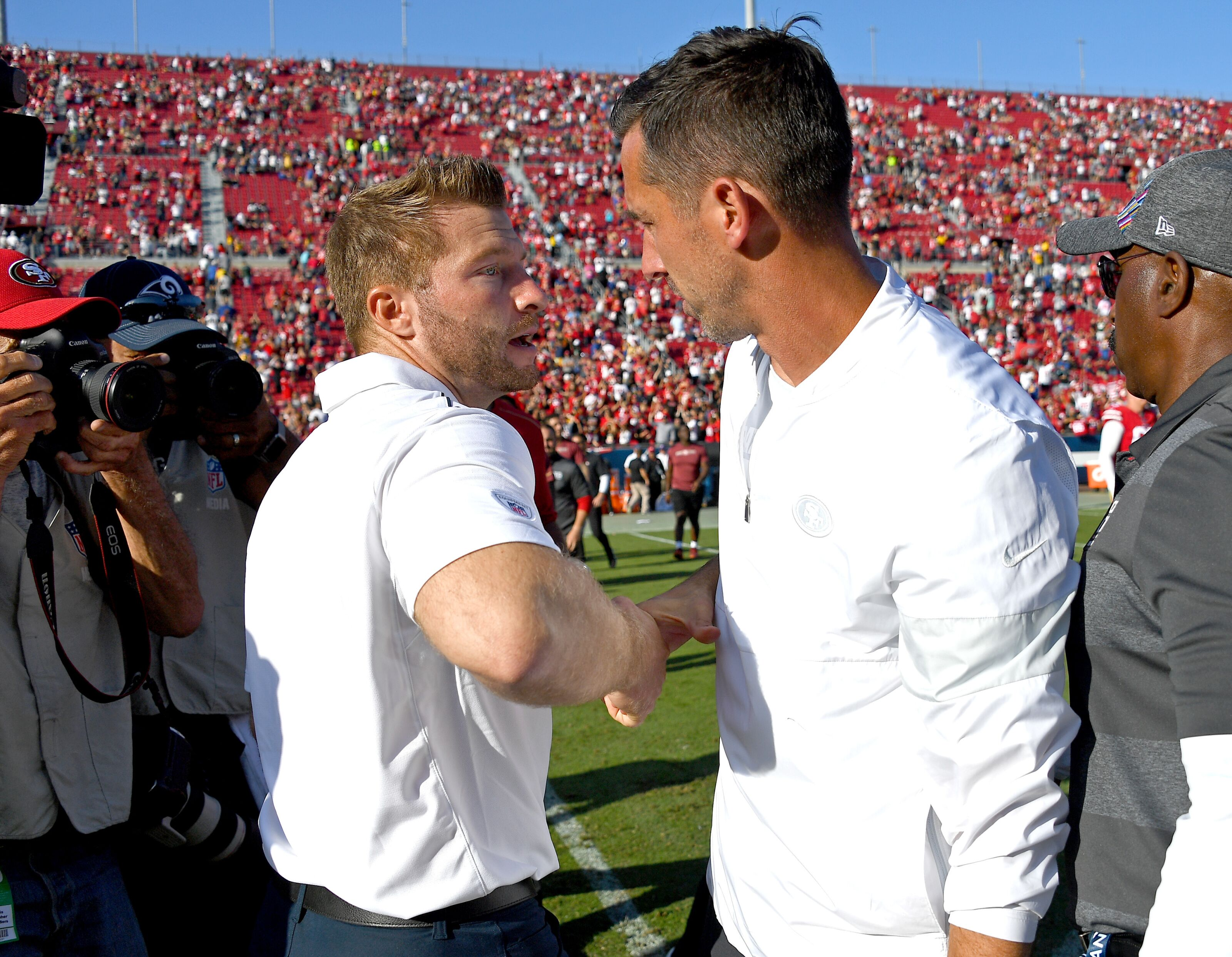 Sean McVay could receive hot seat treatment if losses continue piling up for Rams