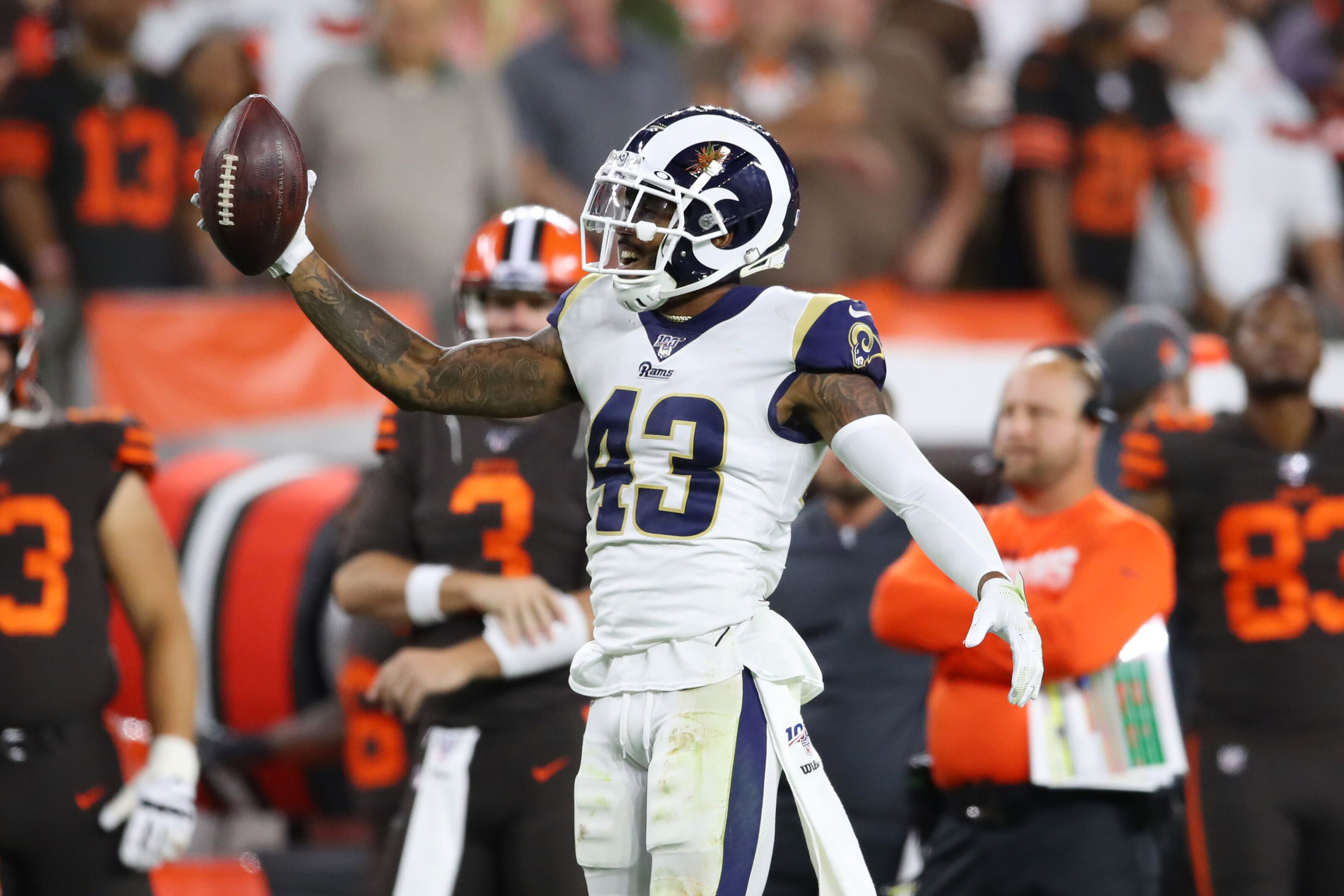 John Johnson III injury another crushing blow for Rams on defense