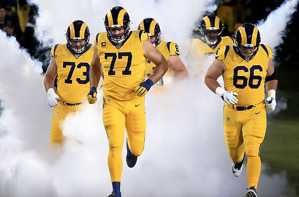 Patience, not money, fixes LA Rams offensive line woes