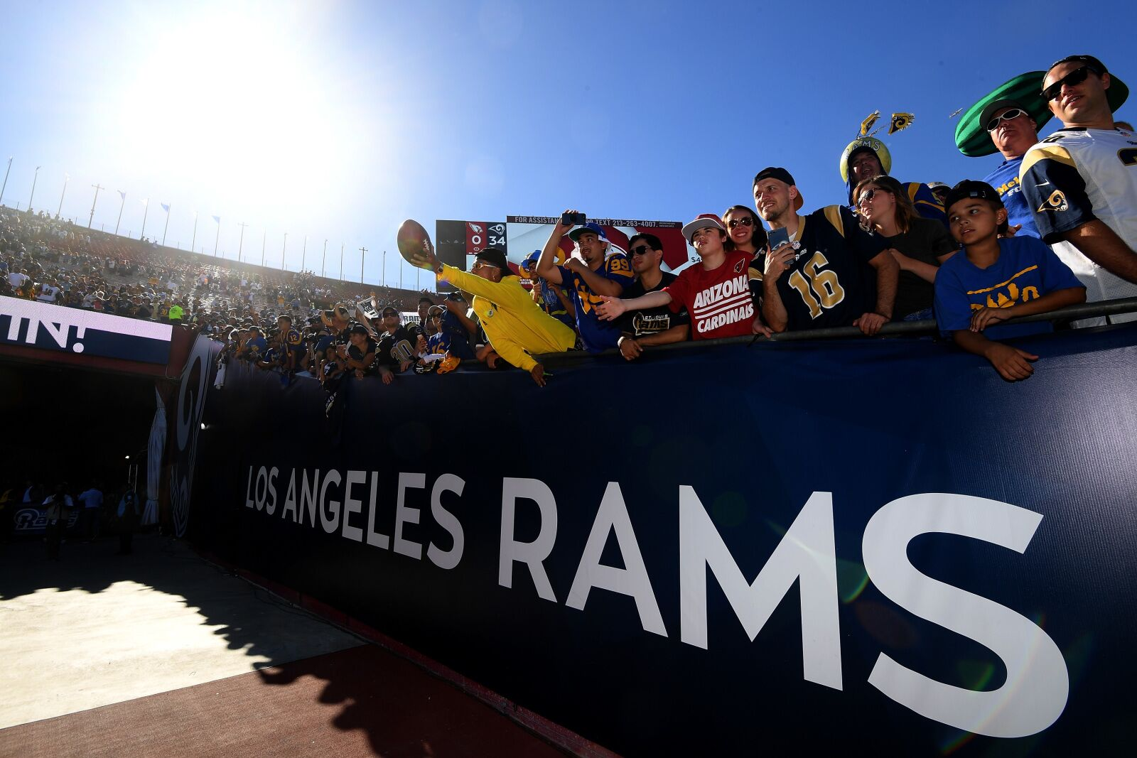 The NFL gets it right moving the Rams and Chiefs back to LA