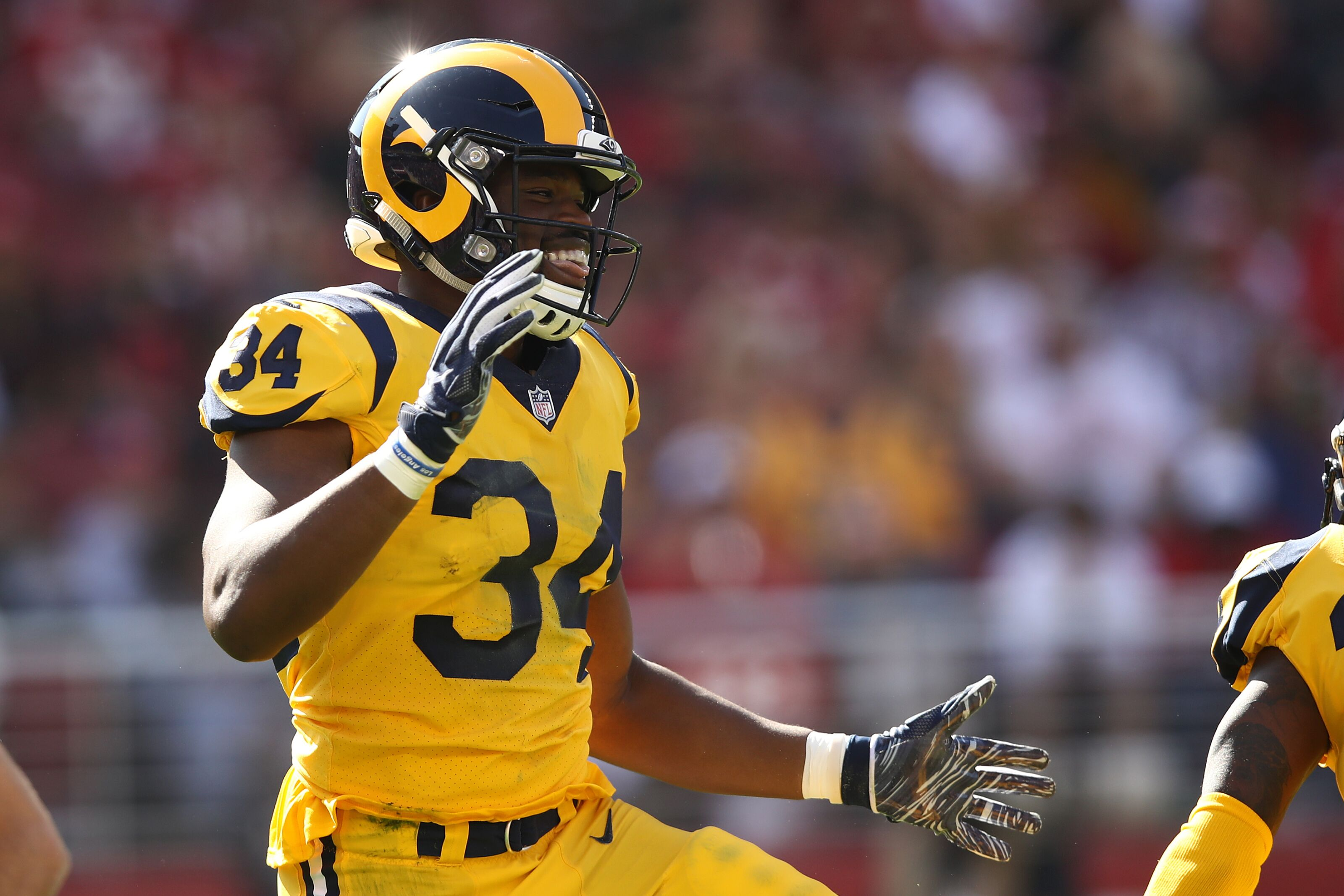 9e3de9553 Los Angeles Rams  Malcolm Brown could have career year in 2019