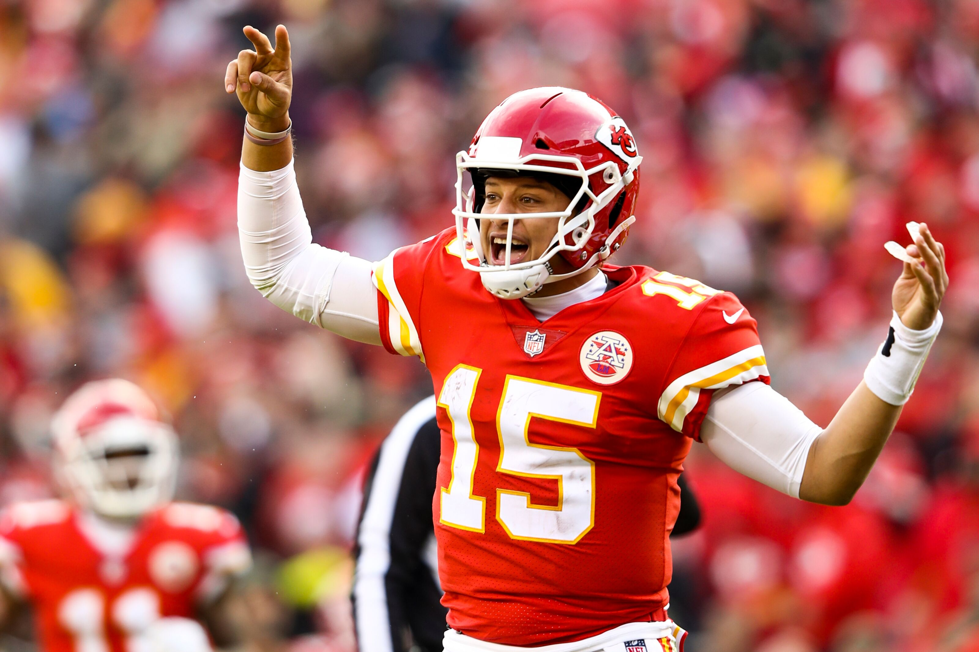 Los Angeles Rams  Patrick Mahomes brings defensive challenge b66275022