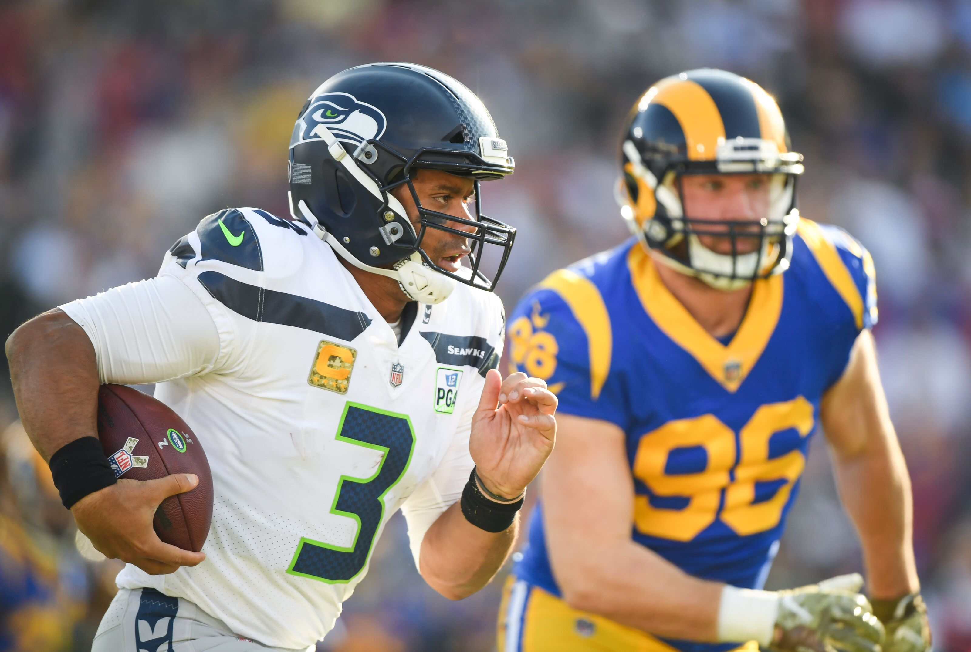 67c4ae260 Los Angeles Rams  Things to watch during Wild Card Round 2019