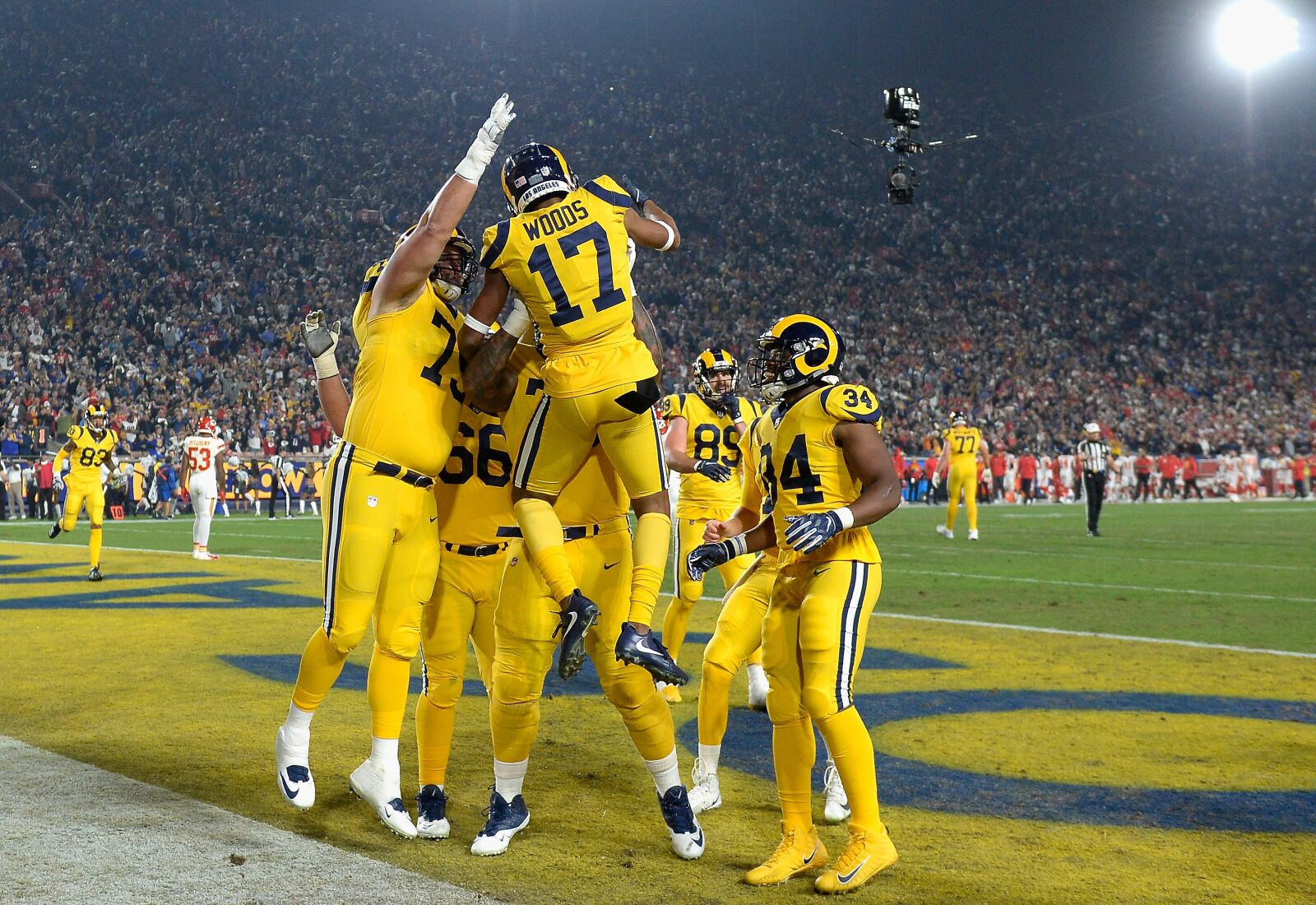 Los Angeles Rams: Fans don't need to look for excuses in case of a loss