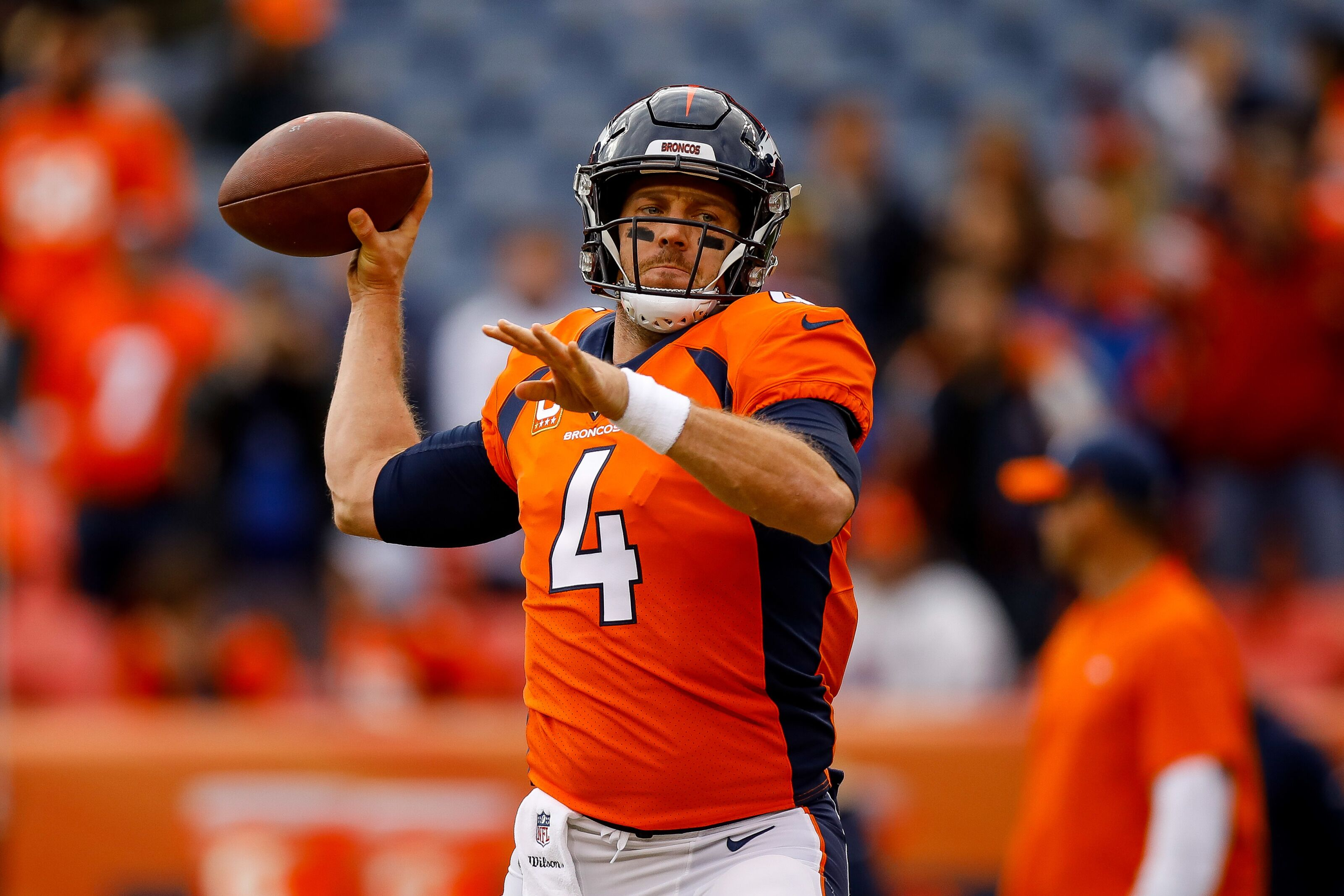 what happened to case keenum