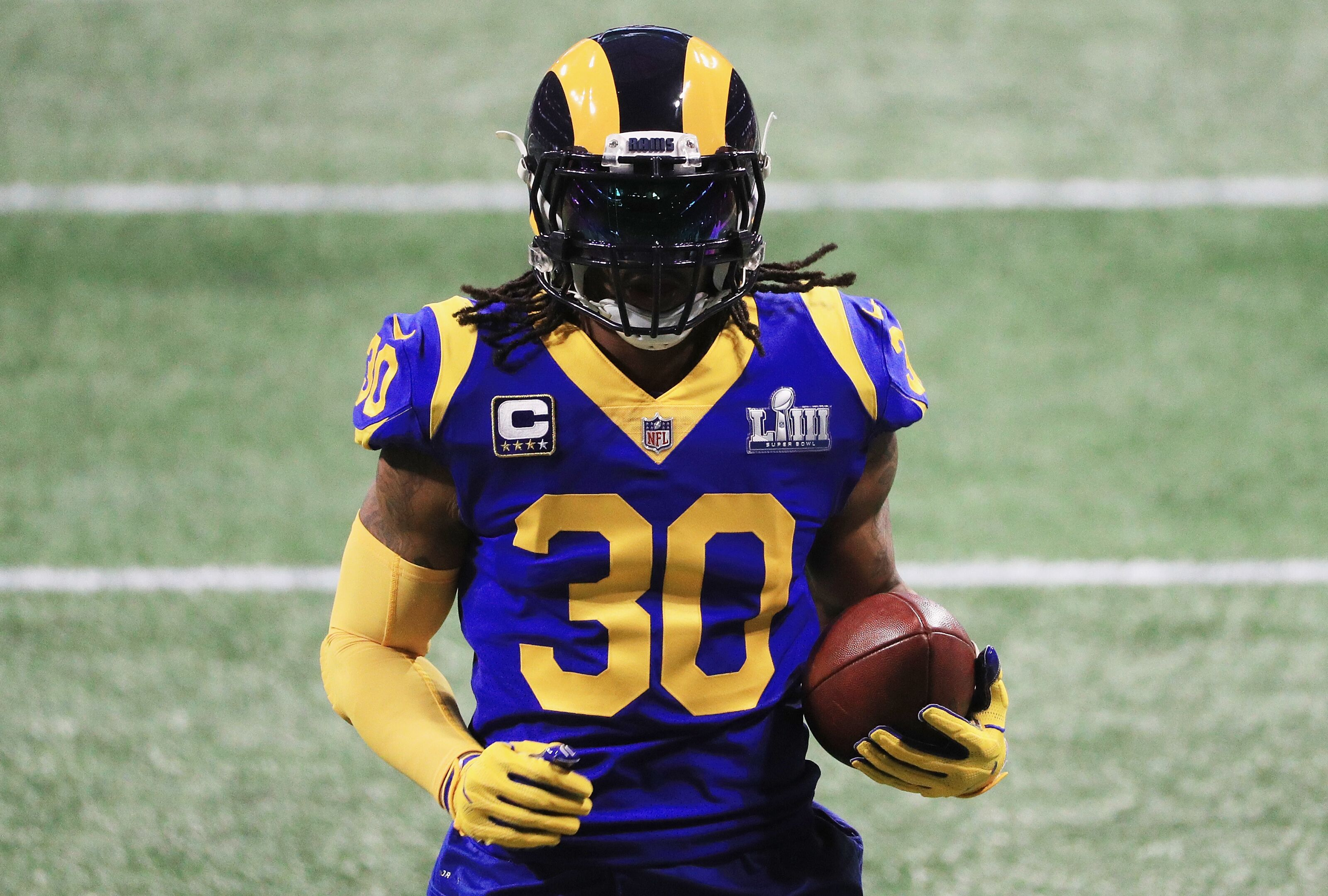 30c8c76a5b8 Los Angeles Rams  Todd Gurley mystery means team has explaining to do