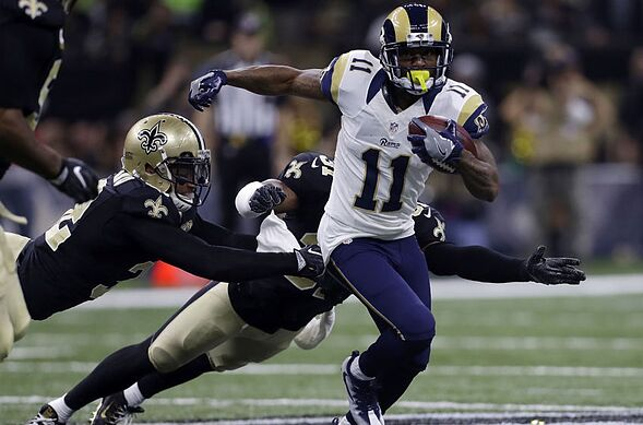 Los Angeles Rams Tavon Austin Trade To Patriots Would Be Perfect